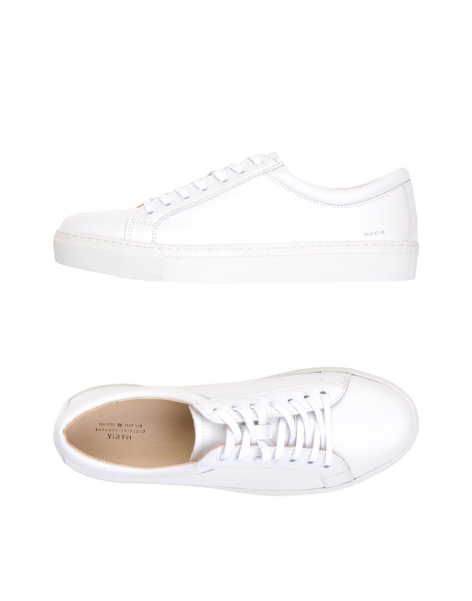 FOOTWEAR - Low-tops & sneakers on YOOX.COM Makia EnfcwlJdm