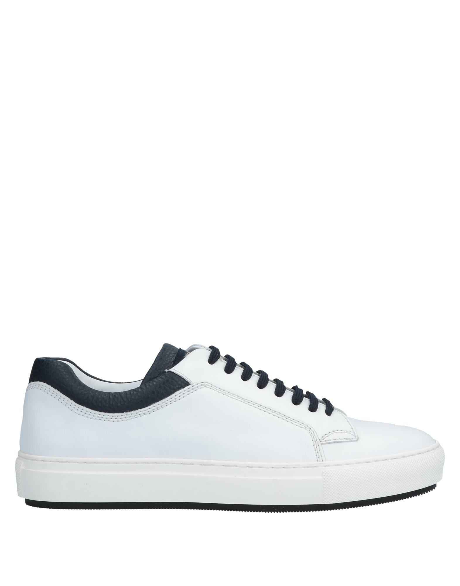 06ba3fdbc379a3 Lyst - Lo.white Low-tops   Sneakers in White for Men
