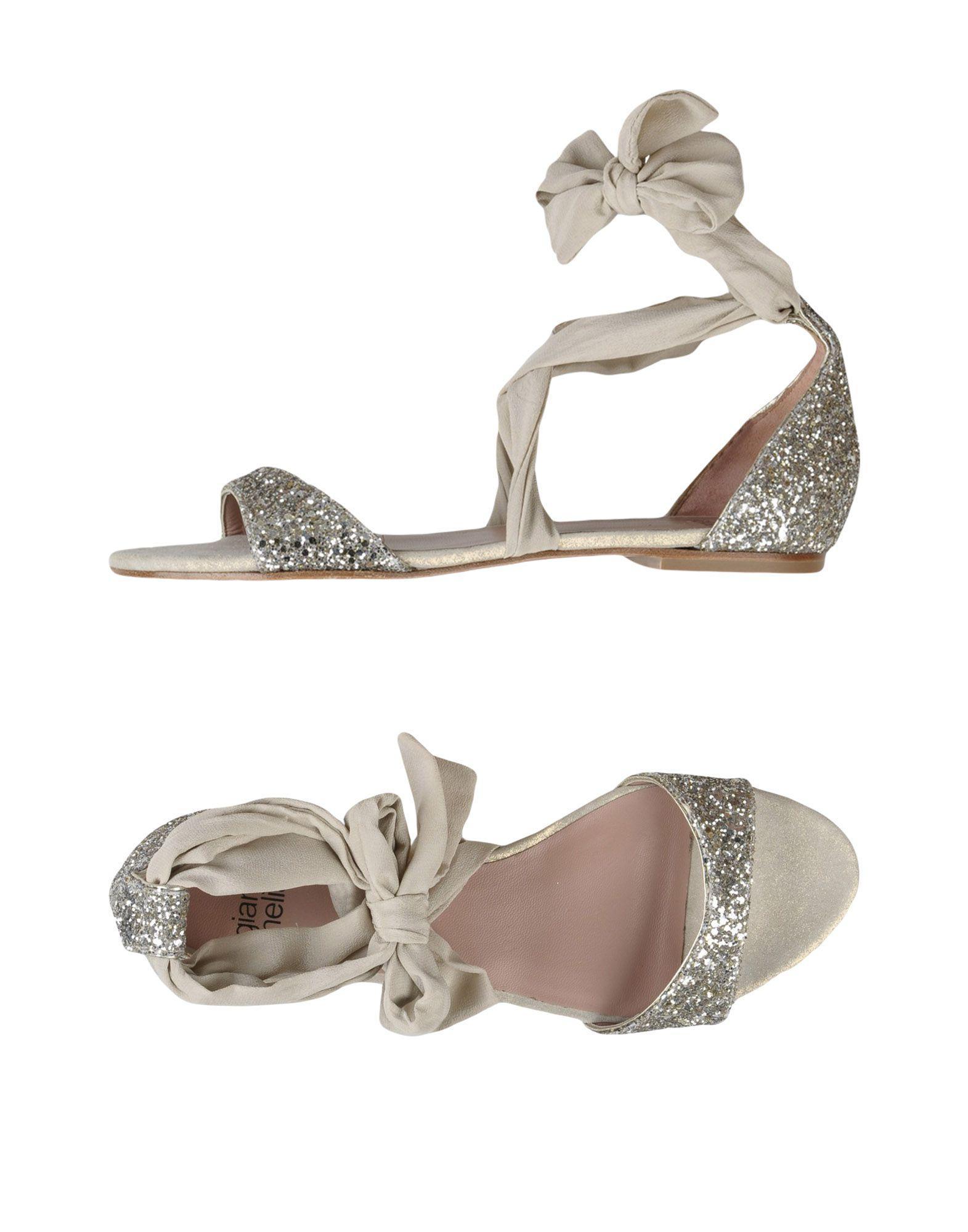 FOOTWEAR - Toe post sandals Gianna Meliani 2rj4A