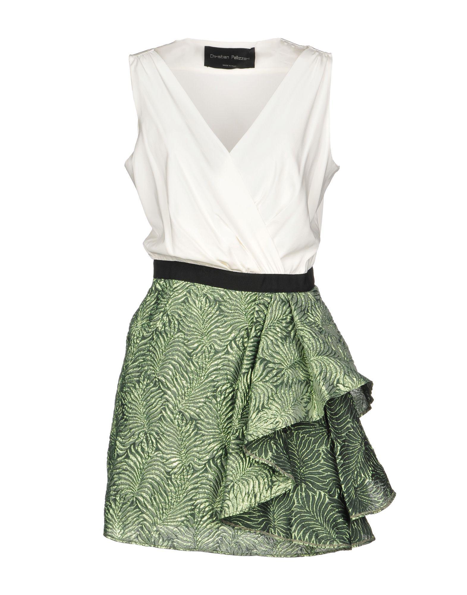 DRESSES - Short dresses Christian Pellizzari 8Uh8ueBpe