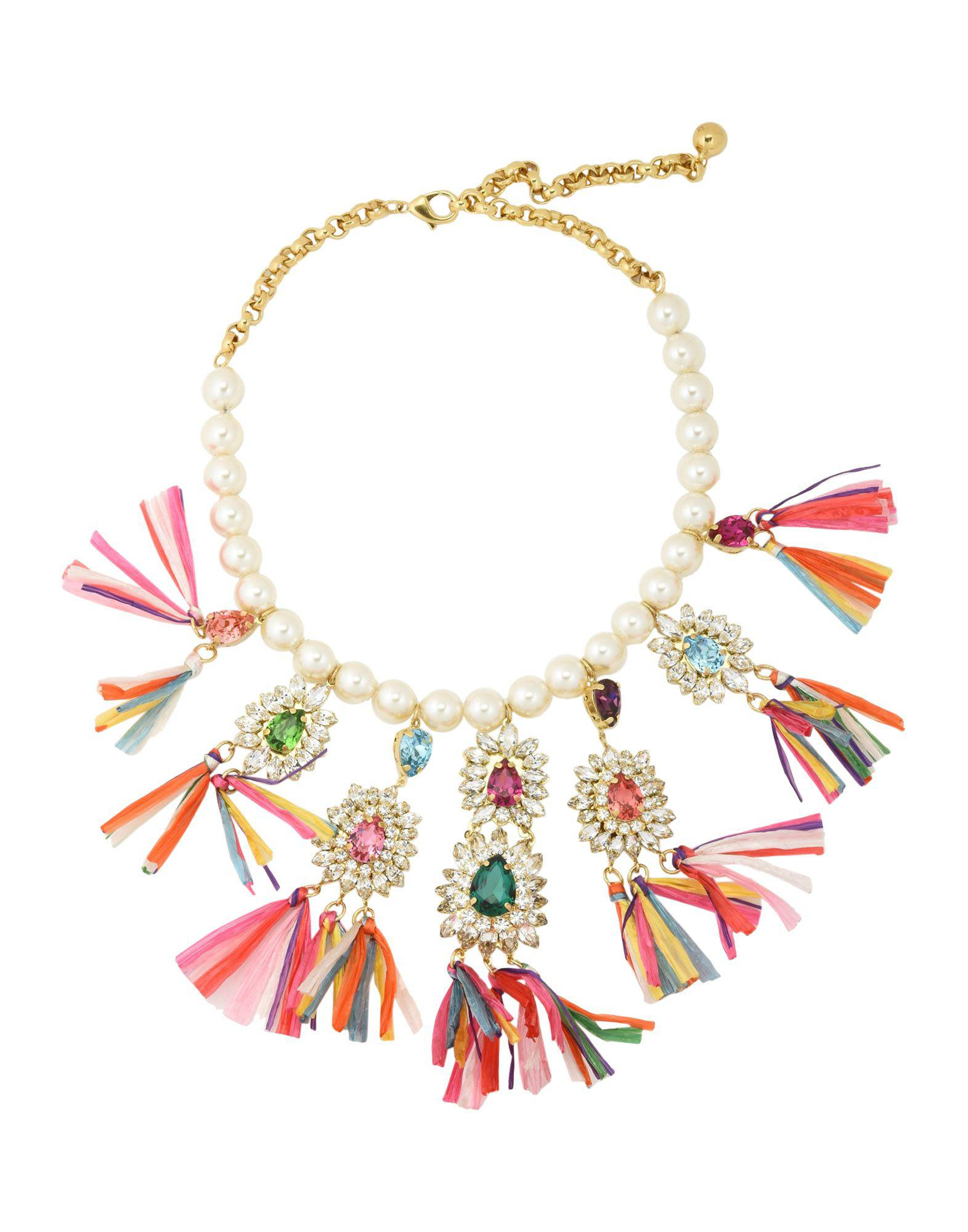 flora jewelry trend fix shourouk ikat necklace fab fashion watch style