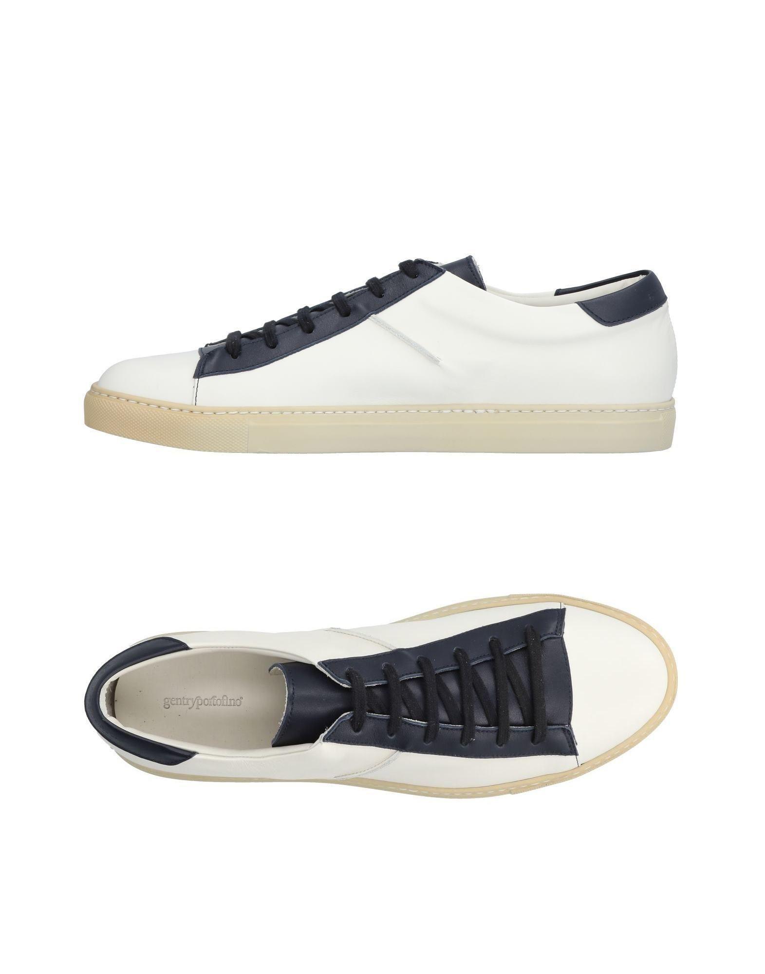 Gentryportofino Bas-tops Et Chaussures De Sport C5NOL0o