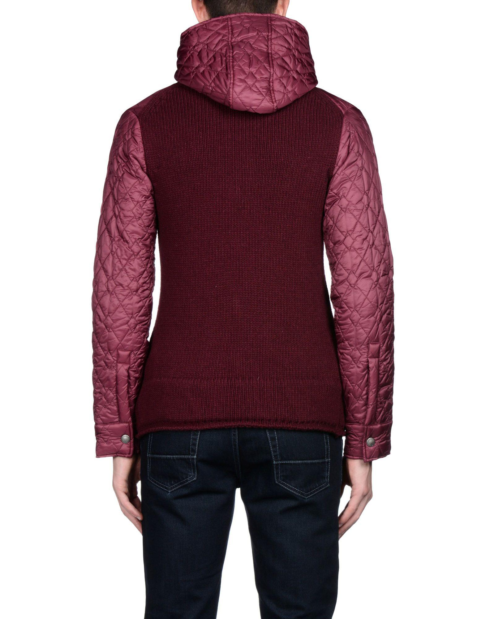 Lyst Alessandro Dell Acqua Jacket In Red For Men