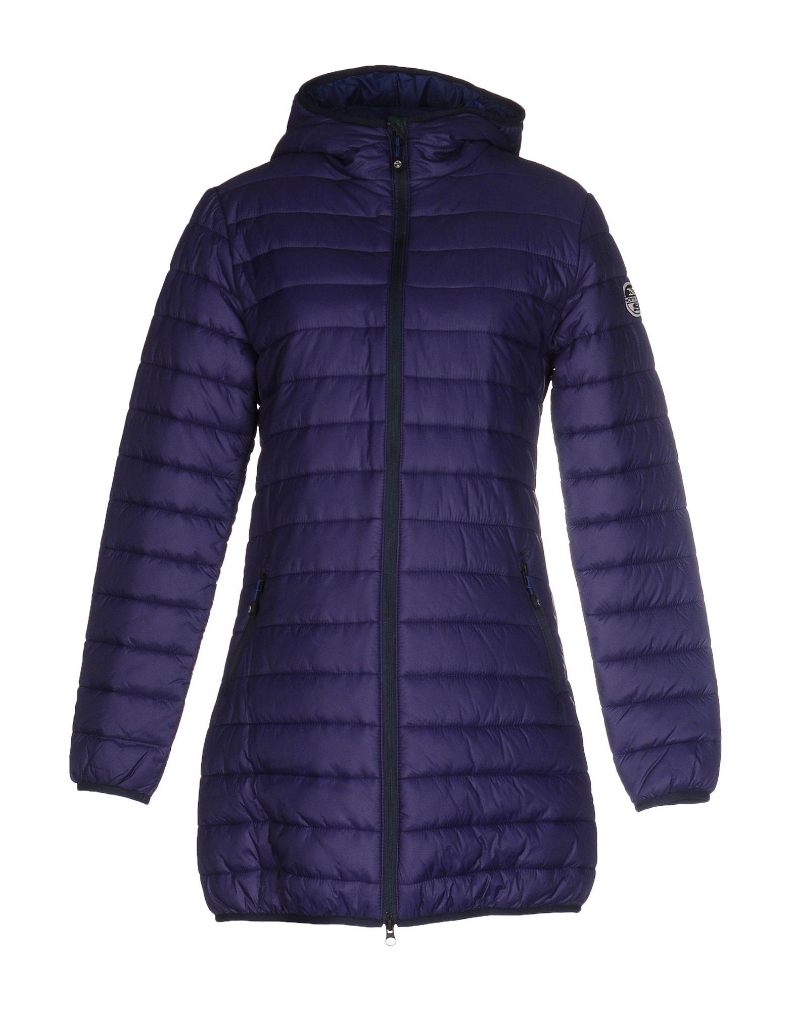 north sails jacket in blue lyst. Black Bedroom Furniture Sets. Home Design Ideas