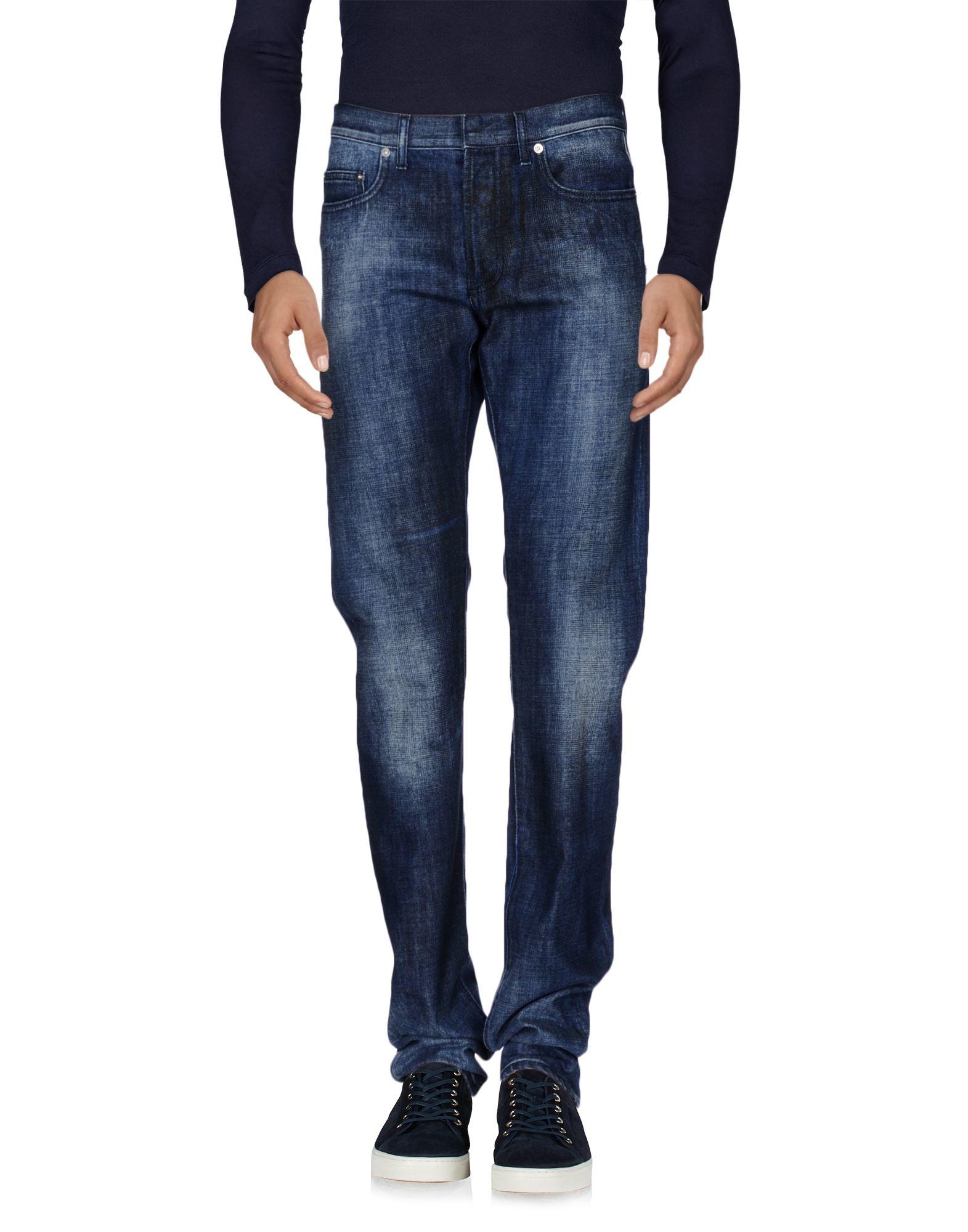 dior homme denim trousers in blue for men lyst. Black Bedroom Furniture Sets. Home Design Ideas