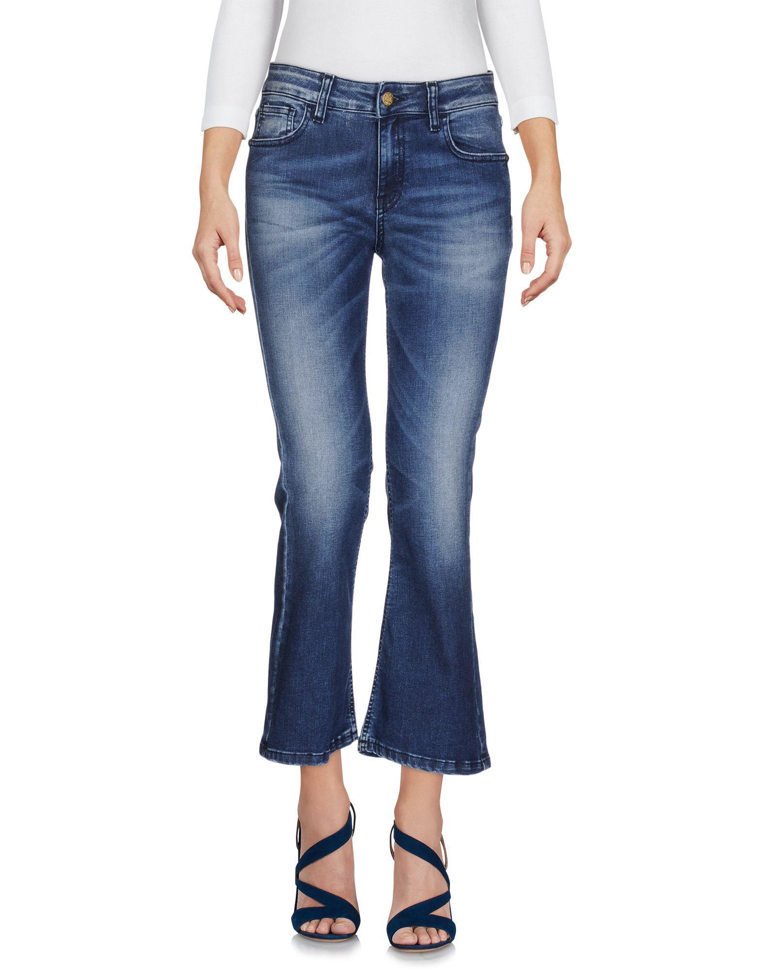 Met denim pants in blue lyst - Pepe jeans singapore ...