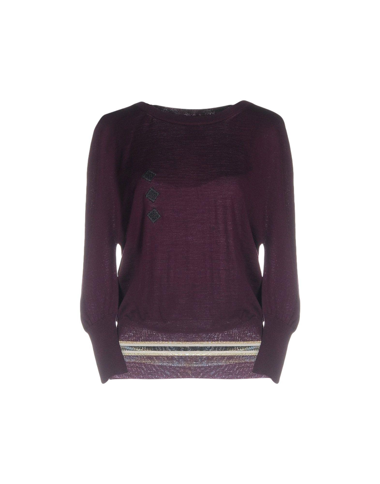 Gucci Sweater in Purple | Lyst