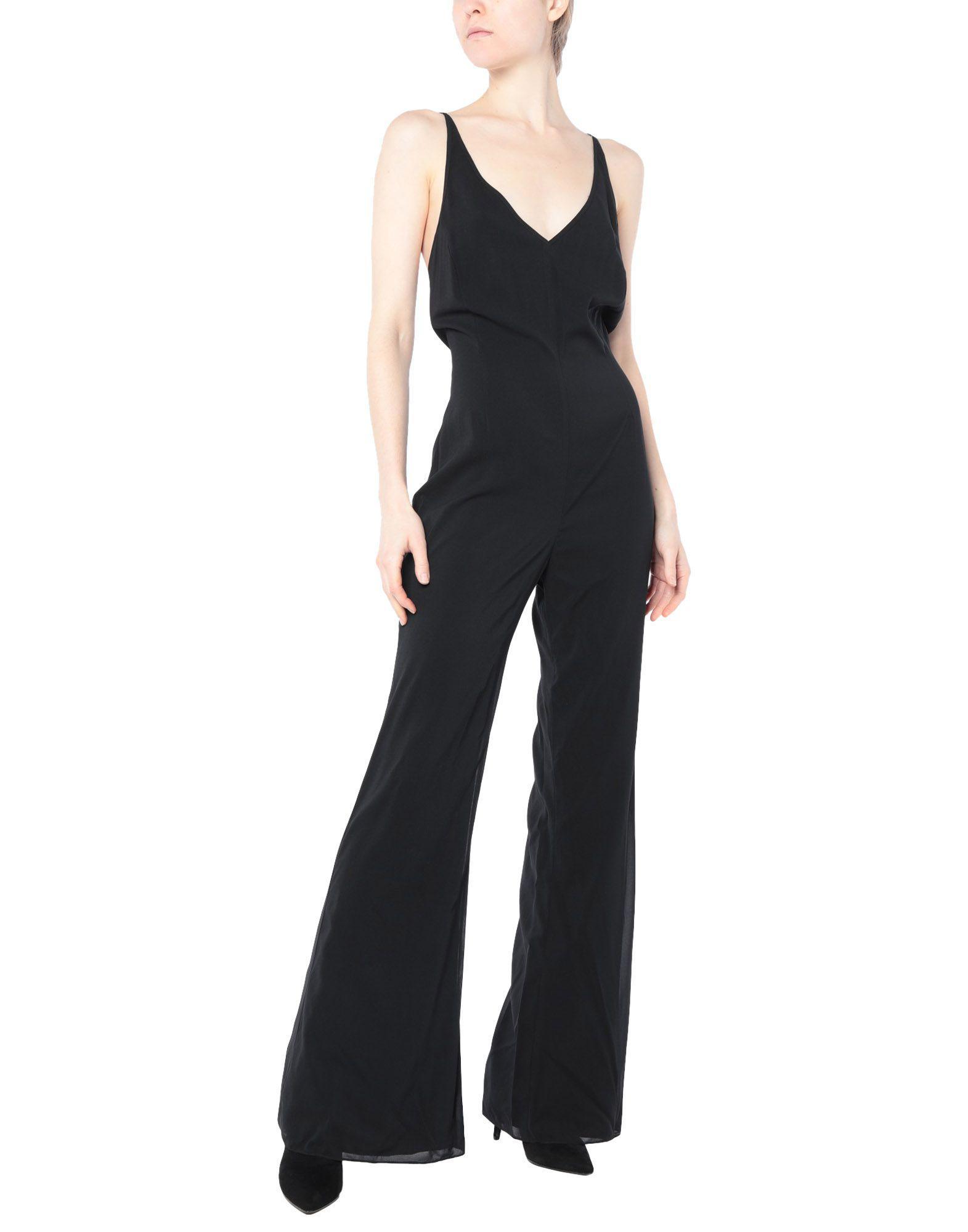3491d22d64e Lyst - Haney Jumpsuit in Black