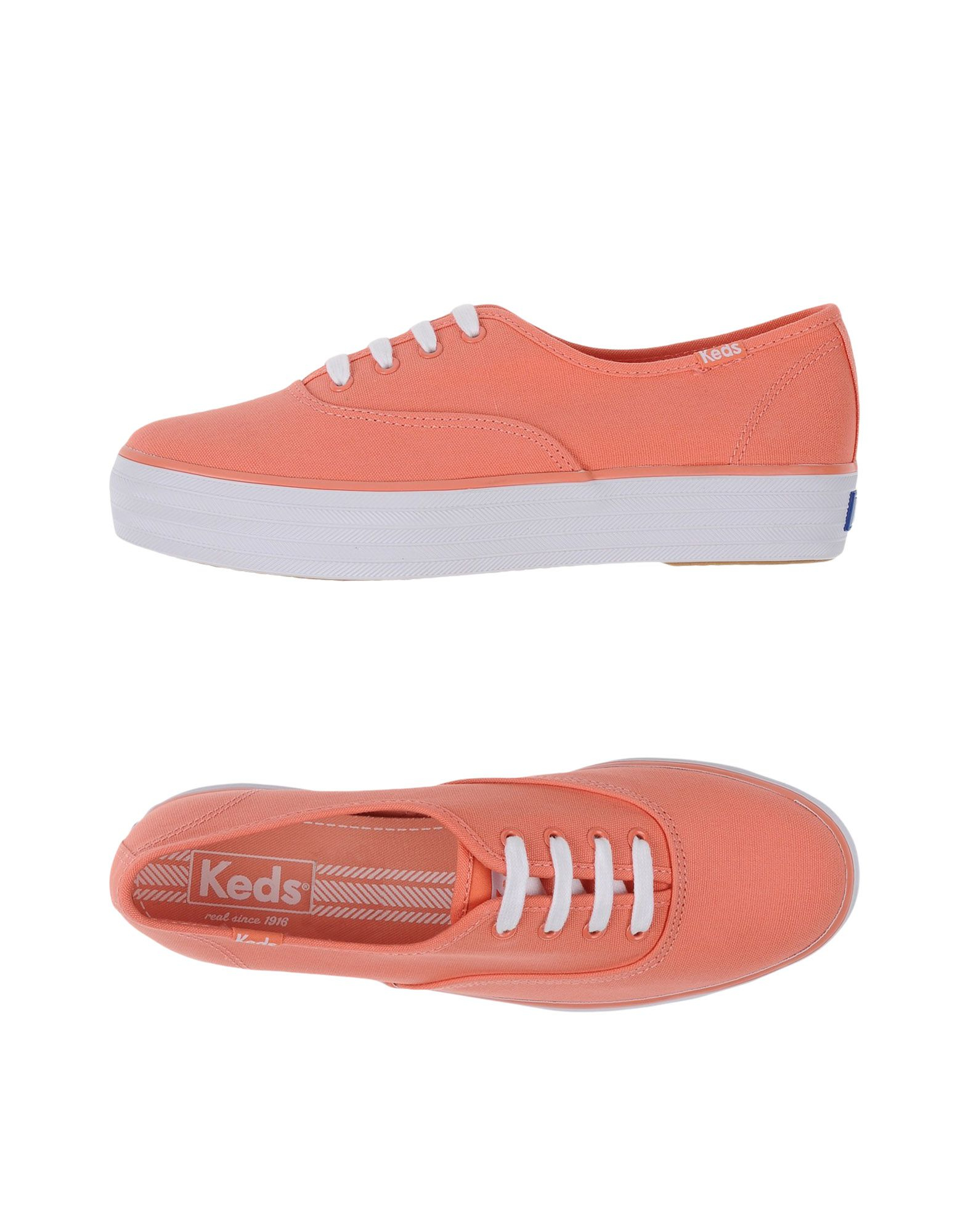 keds low tops sneakers in pink lyst