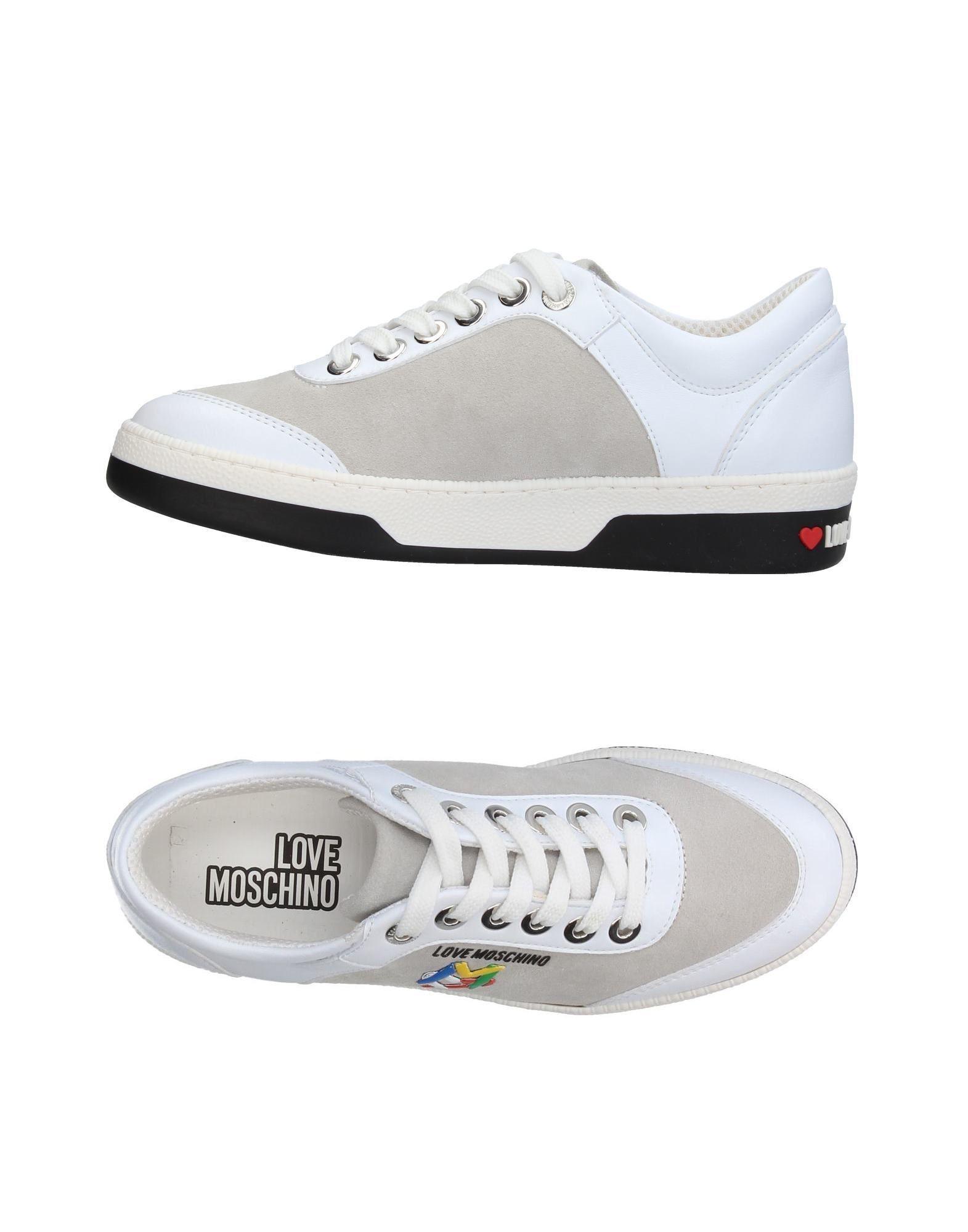 FOOTWEAR - High-tops & sneakers on YOOX.COM Love Moschino uZPVJ5ND6