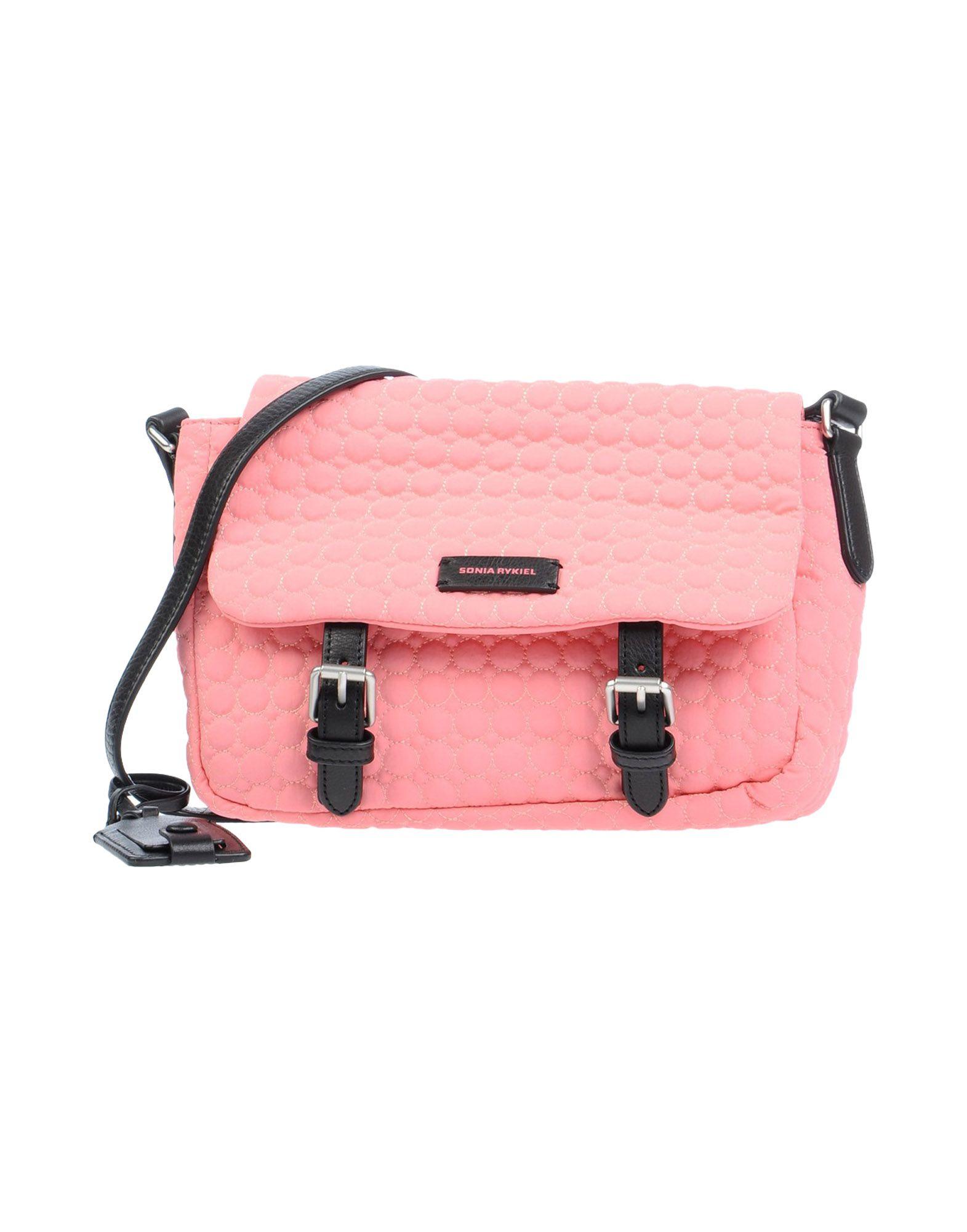 Lyst Sonia Rykiel Cross Body Bag In Pink
