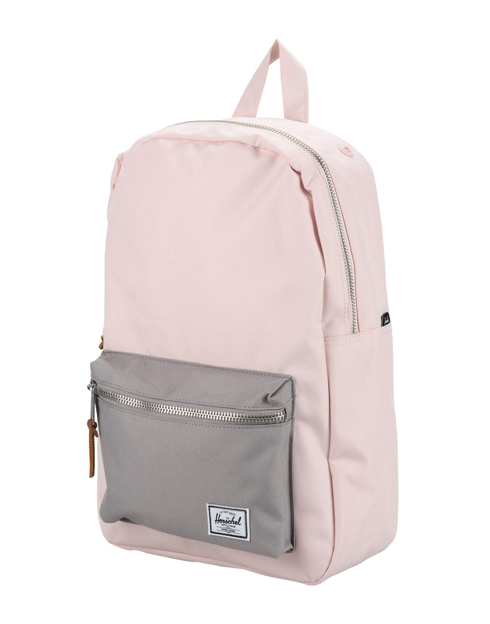 bf2f6428f69 Lyst Herschel Supply Co Backpacks Bags In Pink