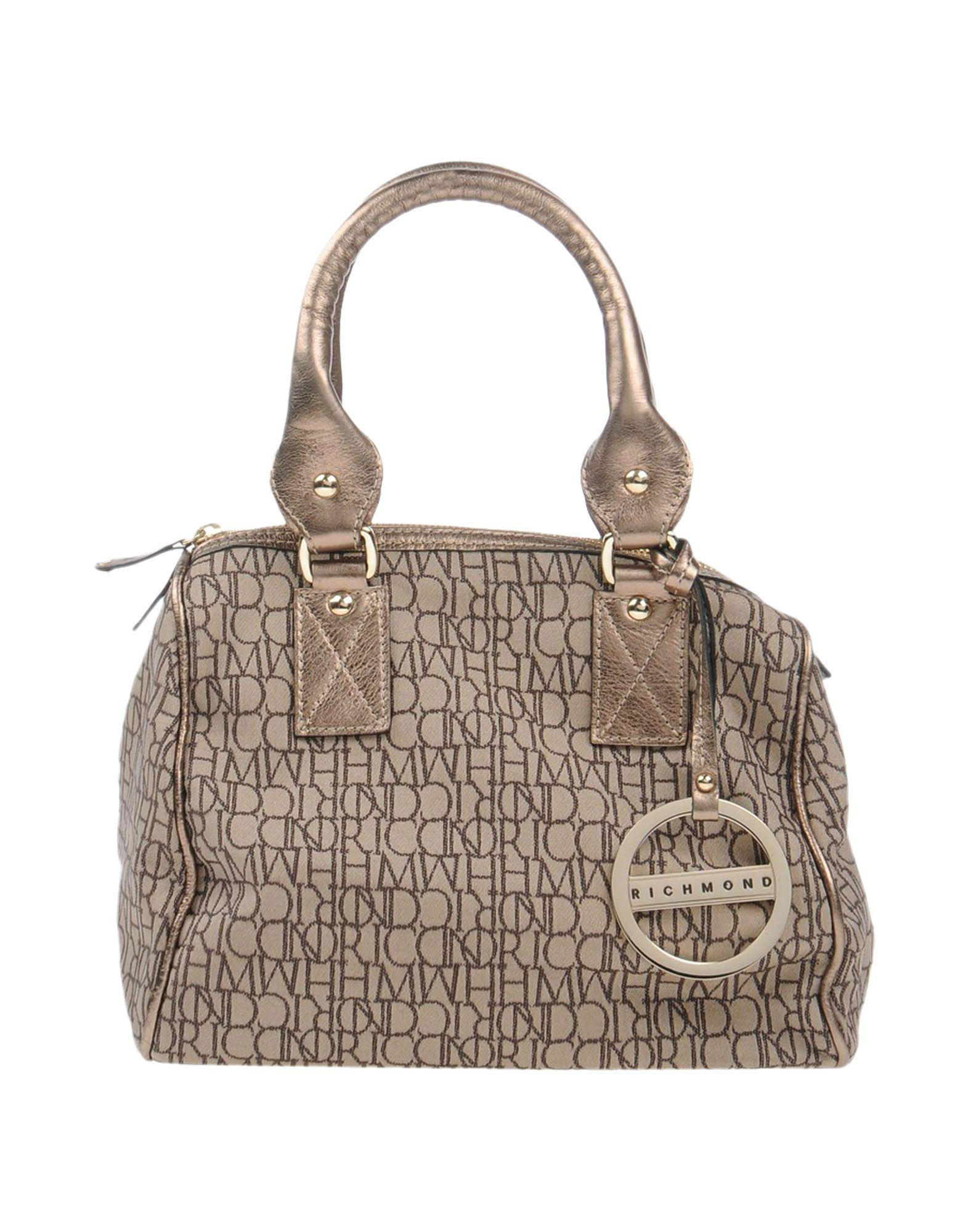John richmond Handbag in Natural
