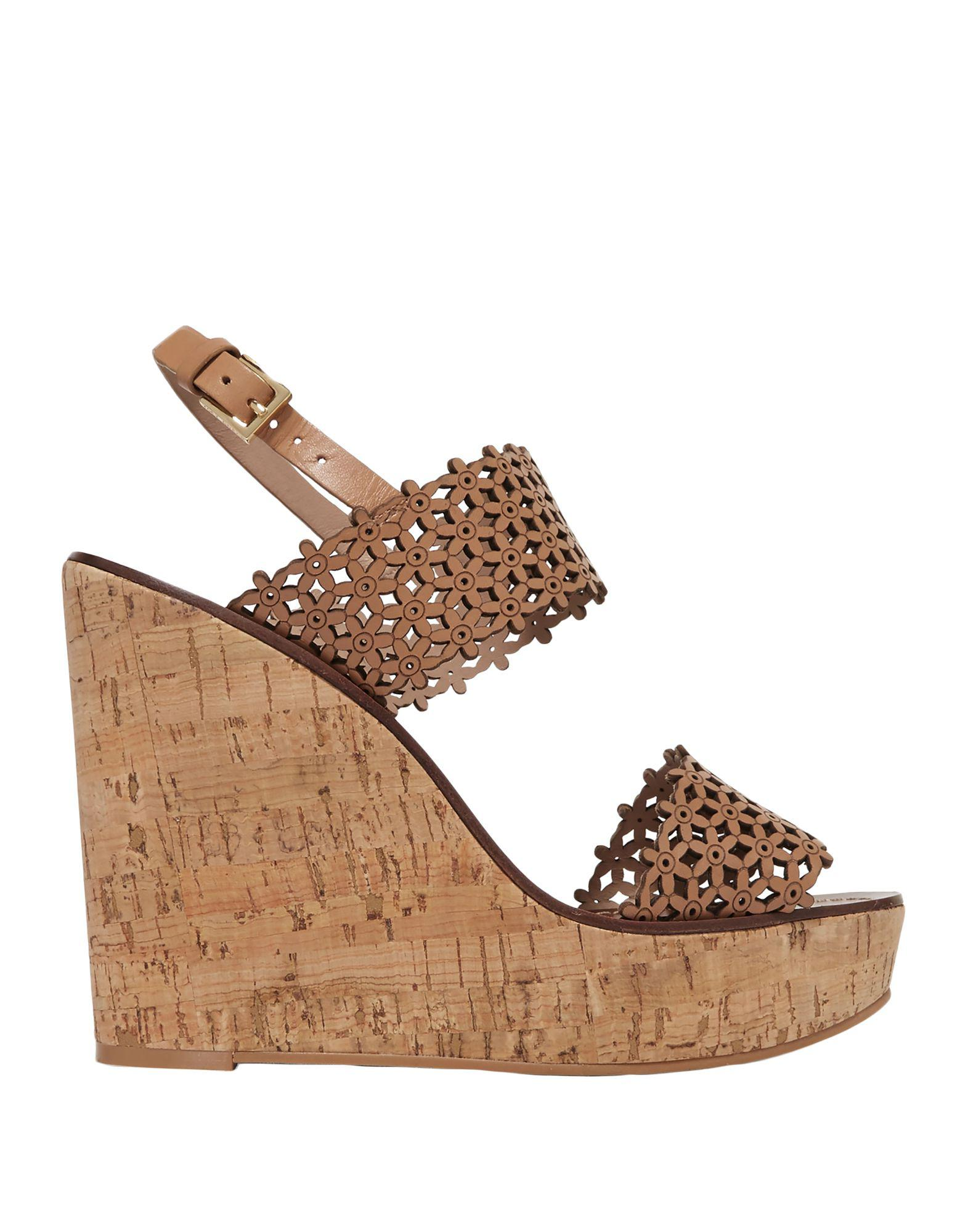5015307be Lyst - Tory Burch Sandals in Brown