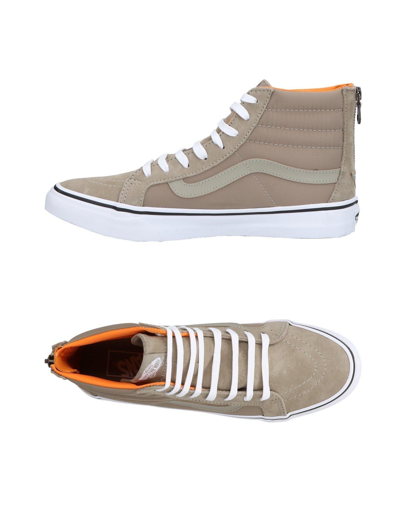 546b47e72c Lyst - Vans High-tops   Sneakers in Gray