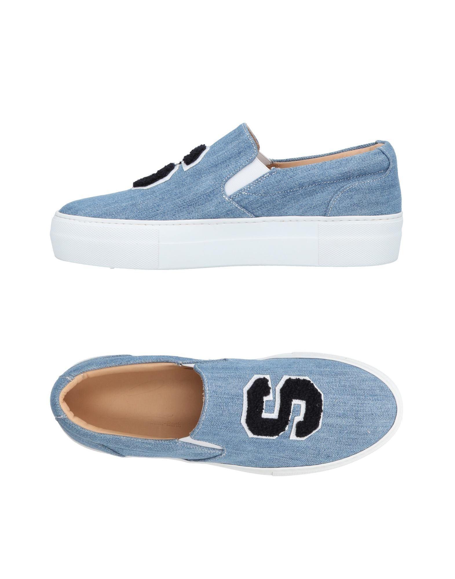 FOOTWEAR - Low-tops & sneakers Carla Saint Barth uPsCpSKauG
