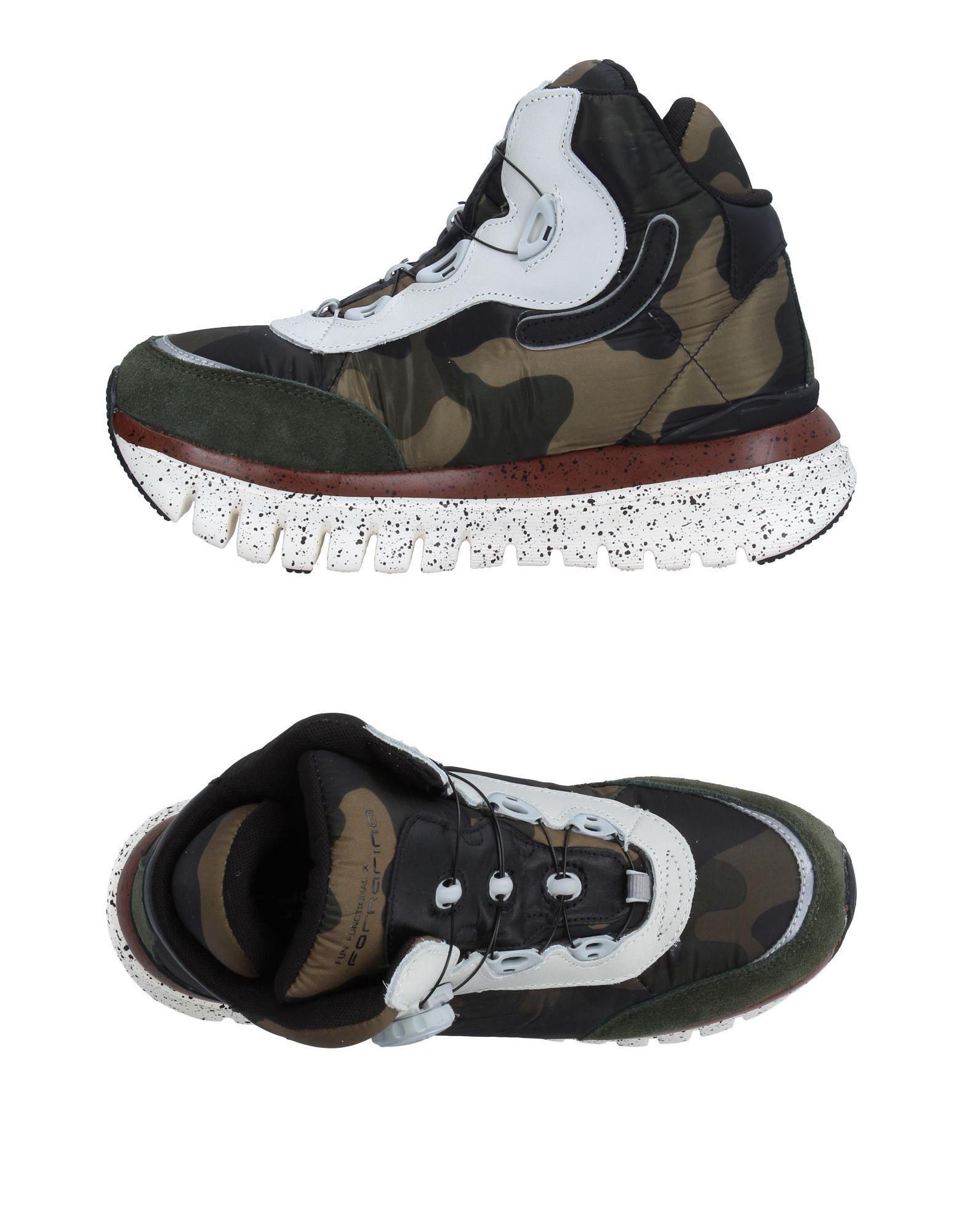 Fornarina High-tops Et Chaussures De Sport eQYwhdh