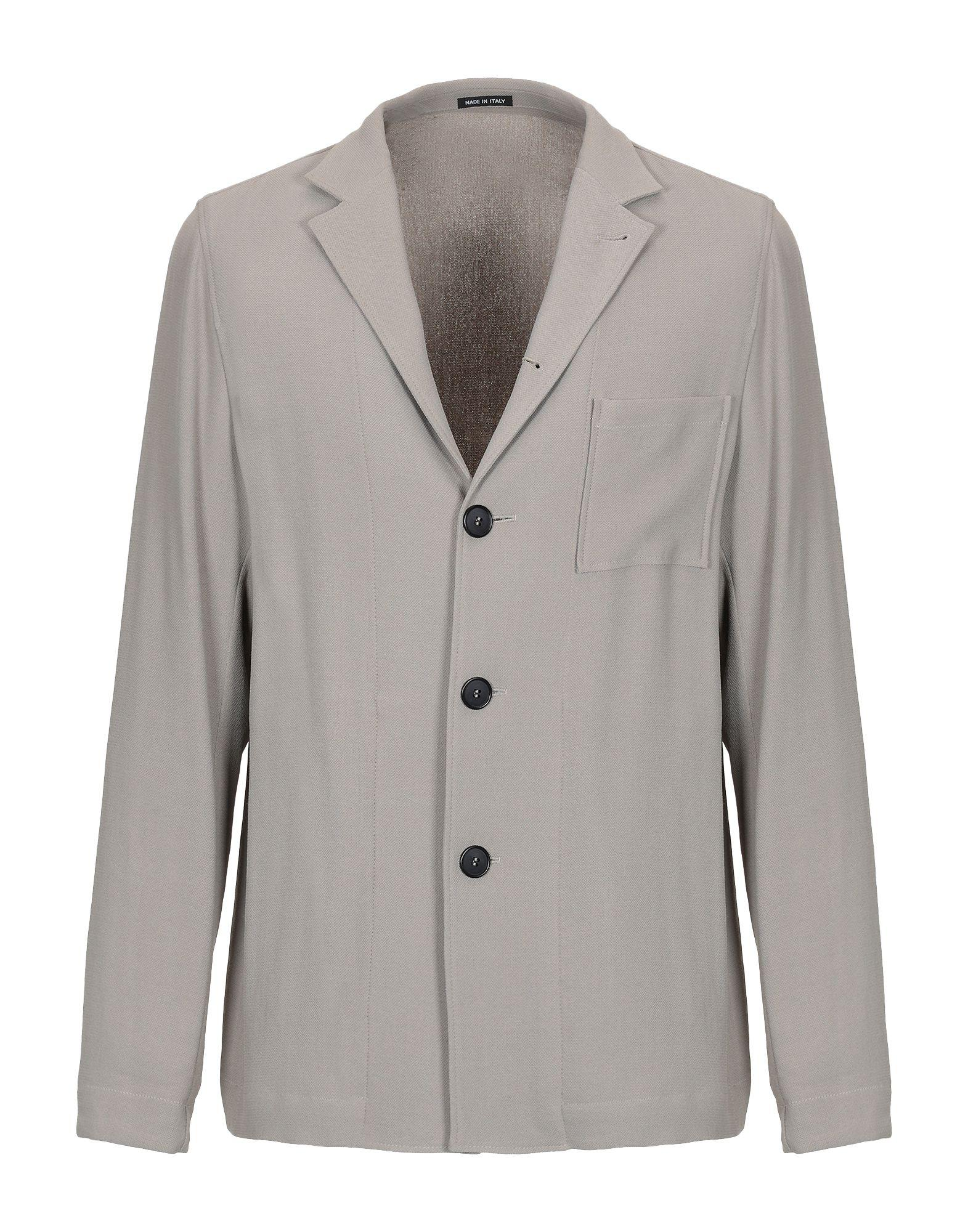 f643adc5bb753 Lyst - Giorgio Armani Blazer in Gray for Men