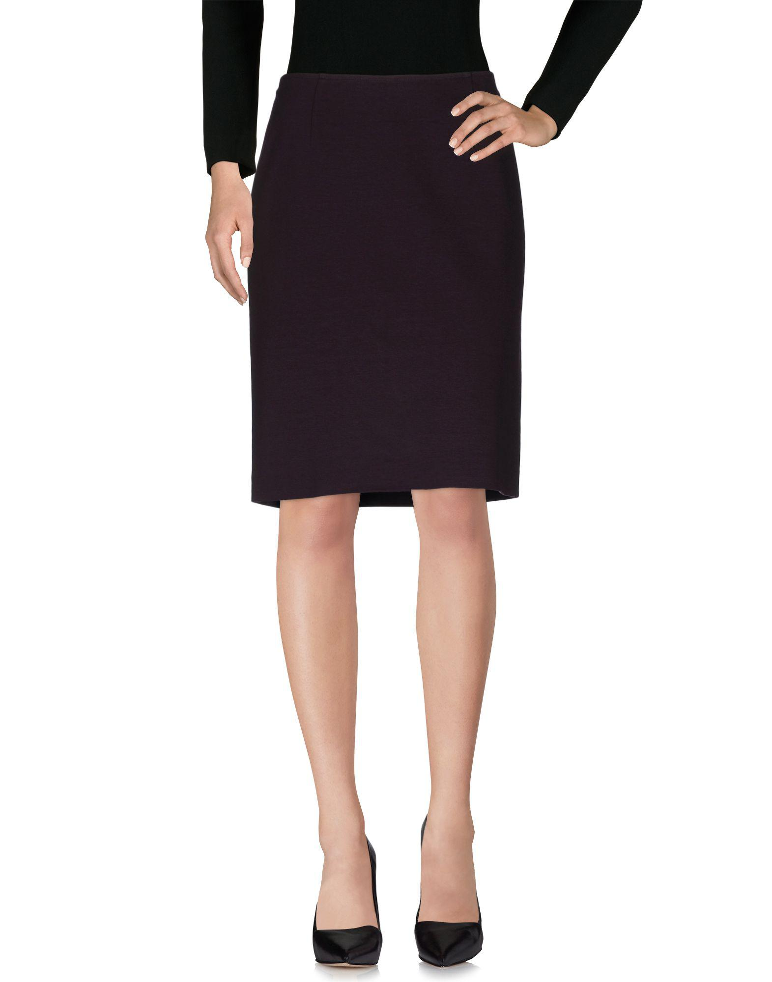 SKIRTS - Knee length skirts Alberta Ferretti Outlet Recommend Discount Best Seller ZLPiXf