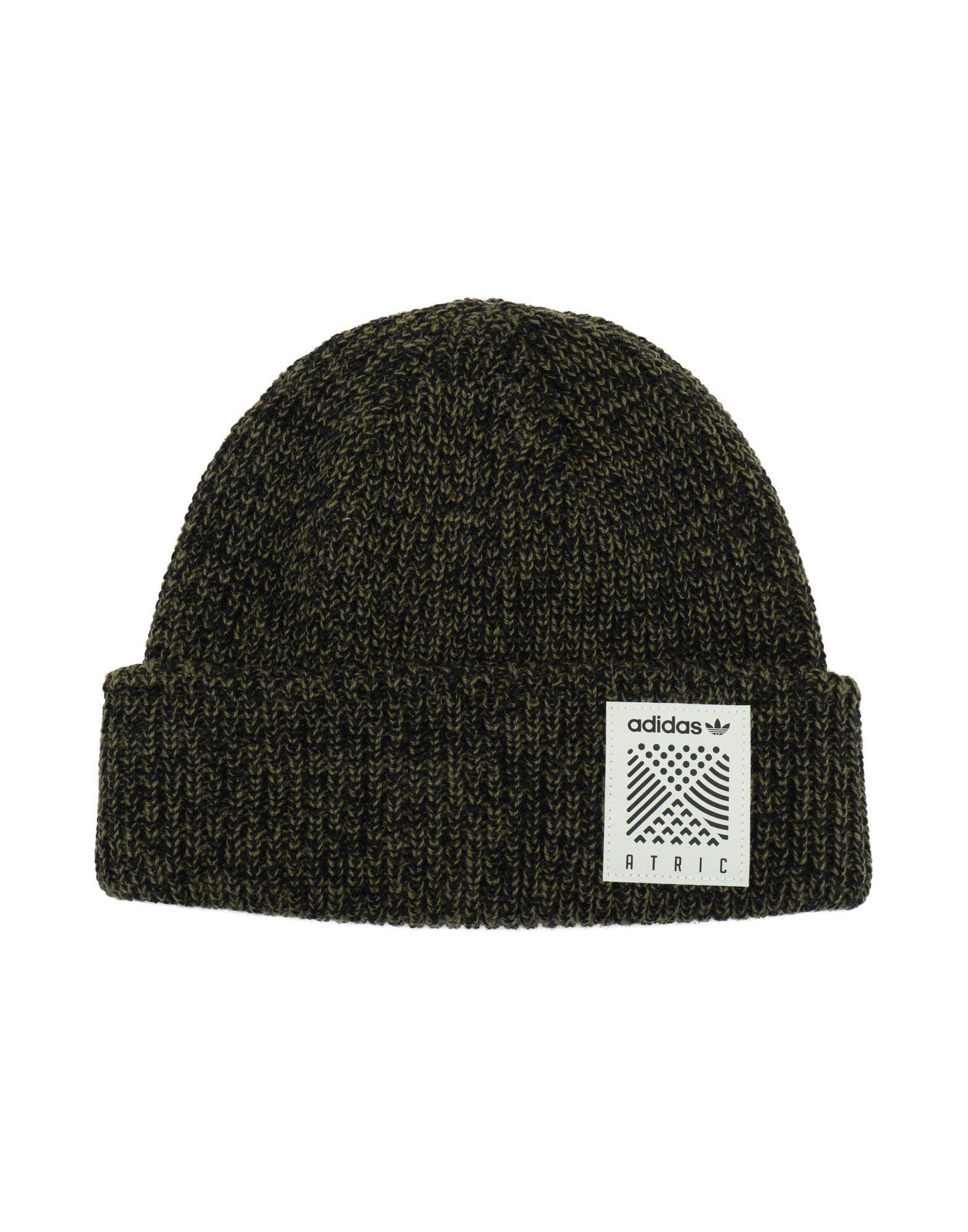 new product 4c7dc d51c8 Adidas Originals - Green Hat - Lyst. View fullscreen