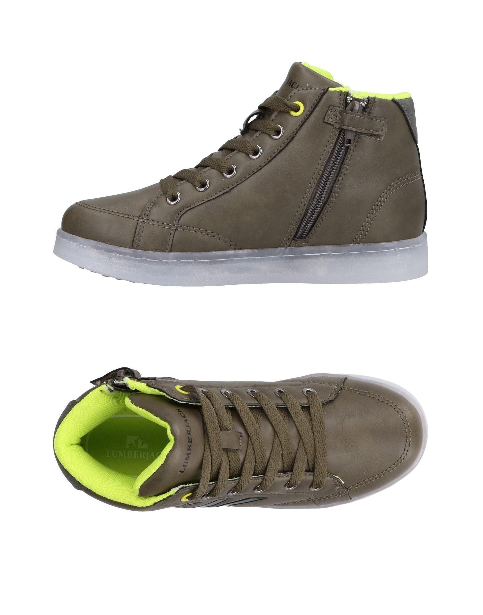 FOOTWEAR - High-tops & sneakers Lumberjack aW2NYbAF