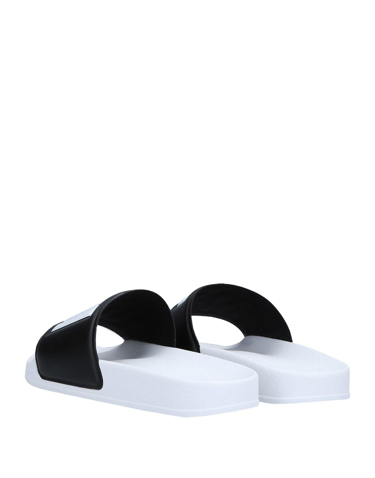 Sandals Black Msgm In Lyst Save 46 n0k8wOPX