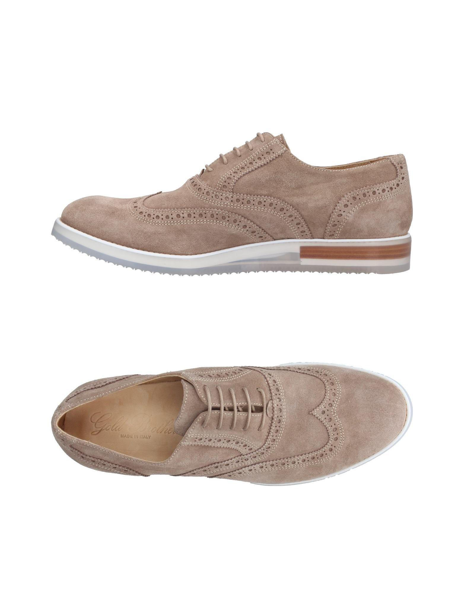 FOOTWEAR - Lace-up shoes Gold Brothers FTNKVF213