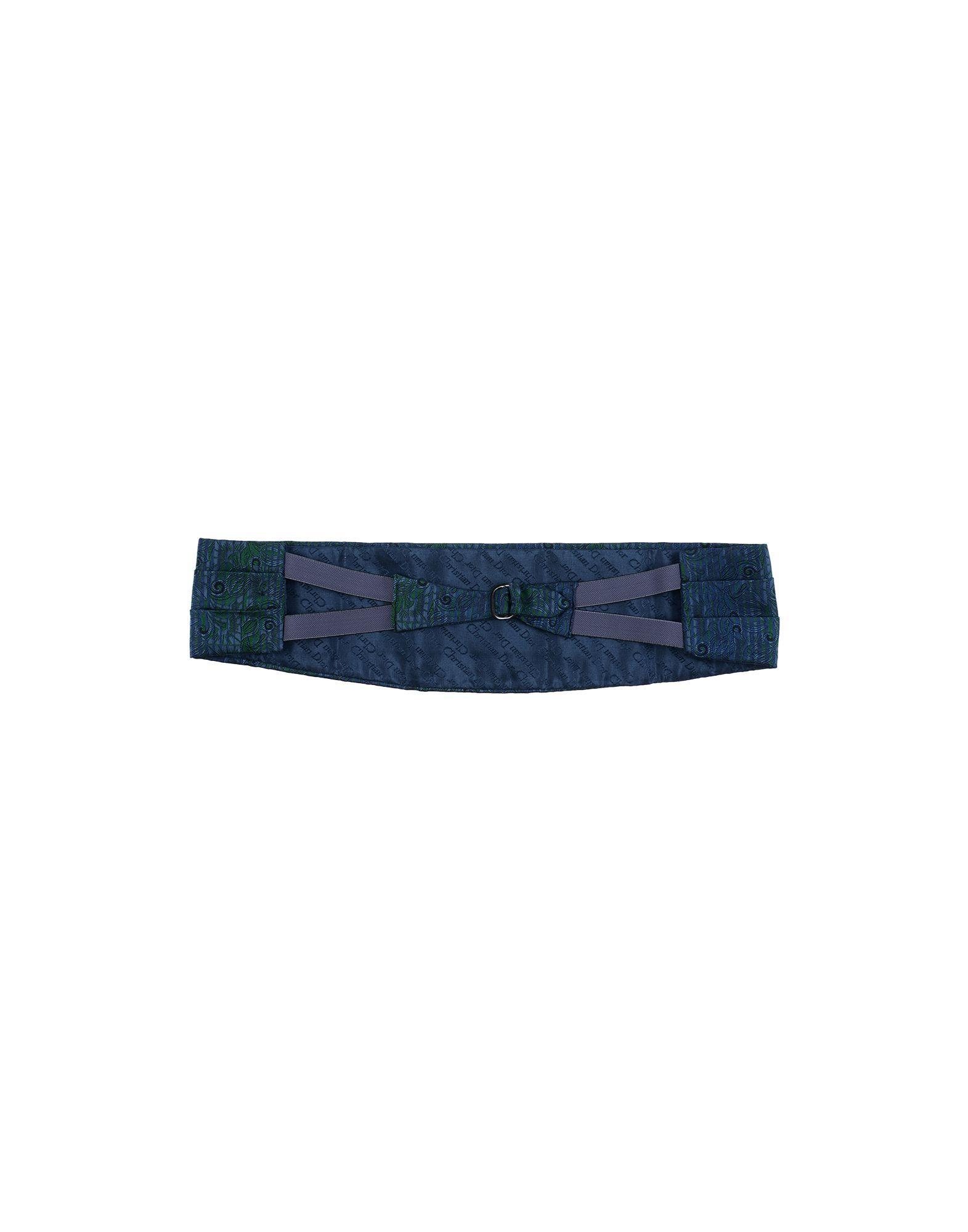 64c61cabc9889 Lyst - Dior Homme Belt in Blue for Men