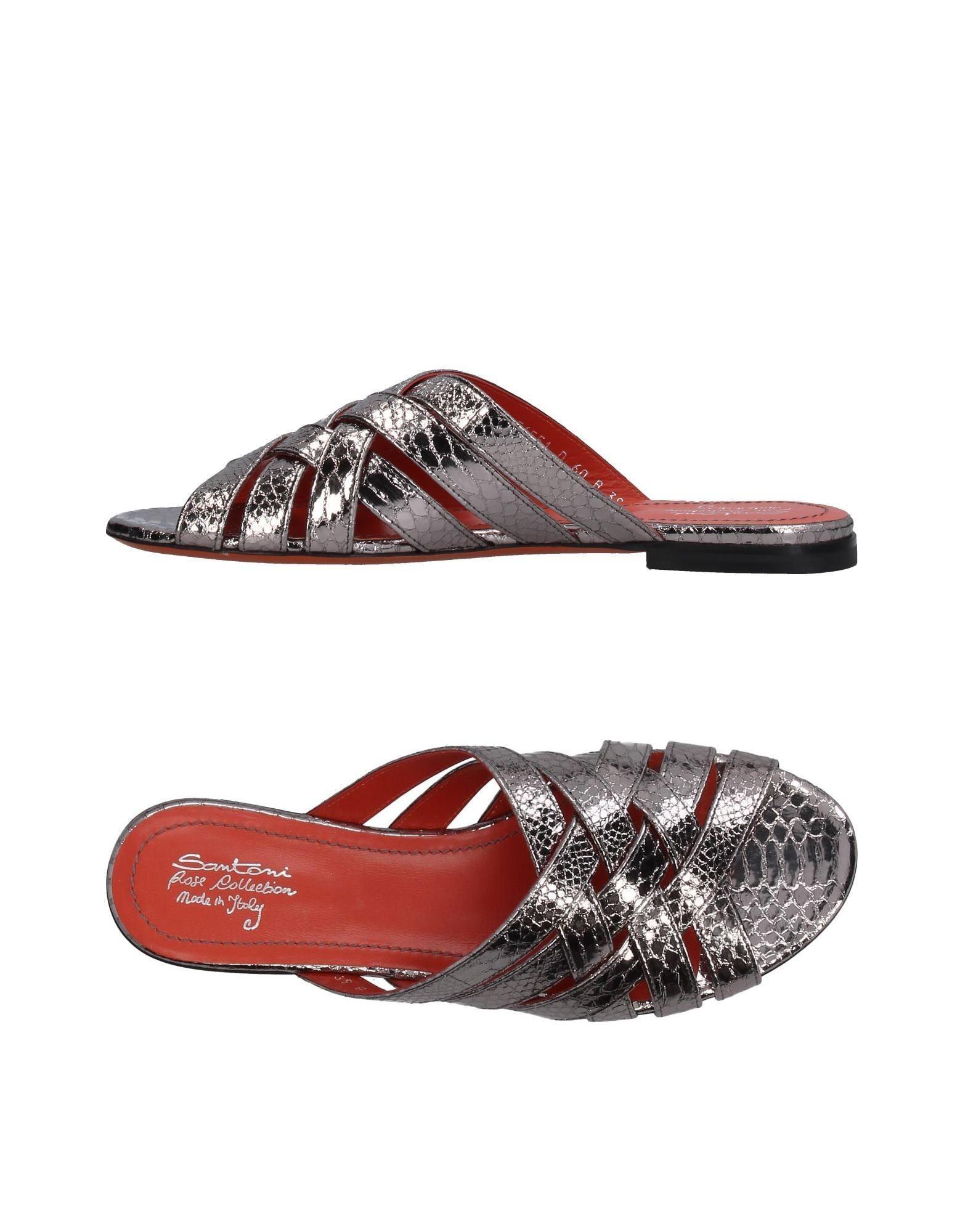 FOOTWEAR - Toe post sandals Santoni lNp0wS