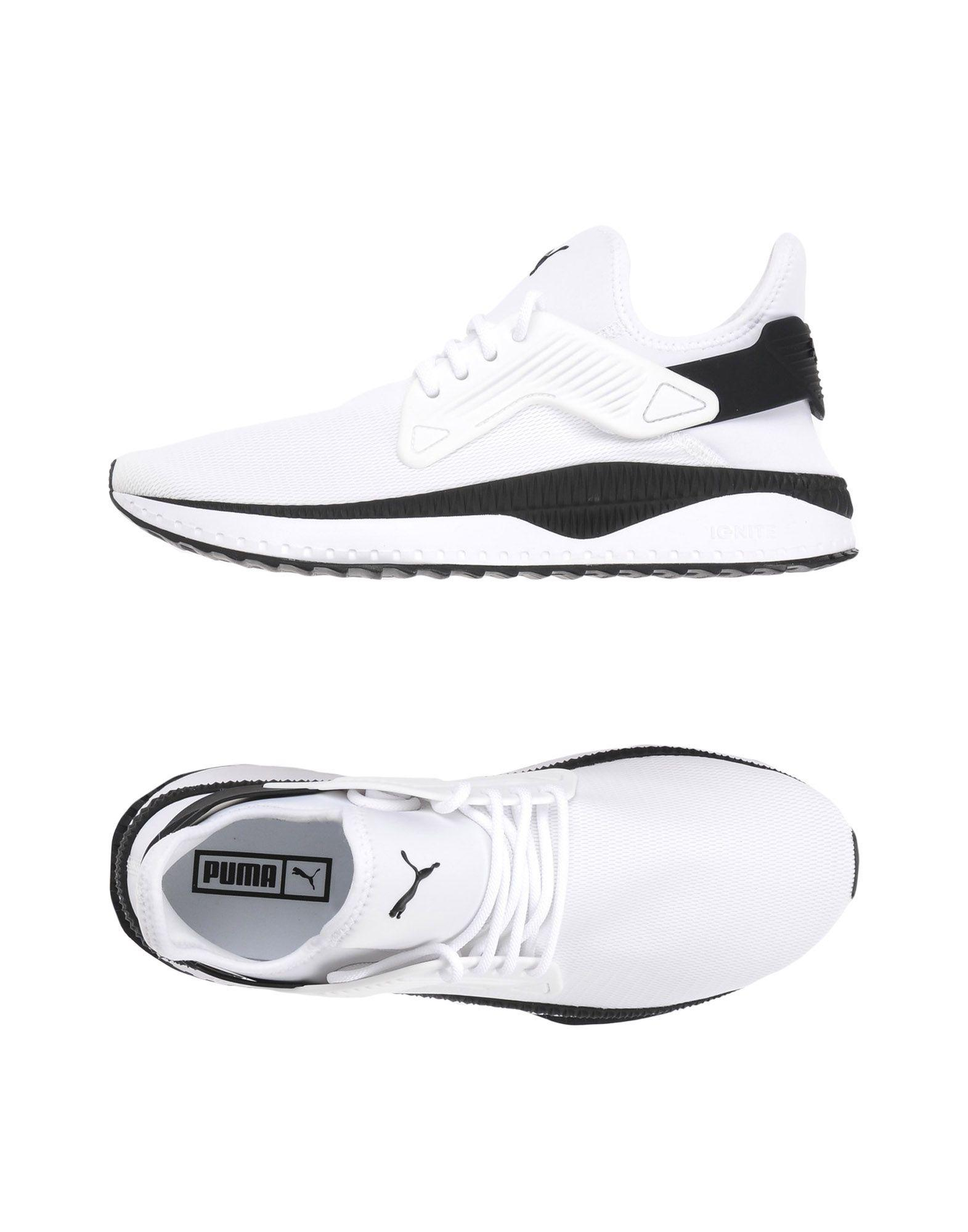 76f0640800fe Lyst - Puma Low-tops   Sneakers in White for Men