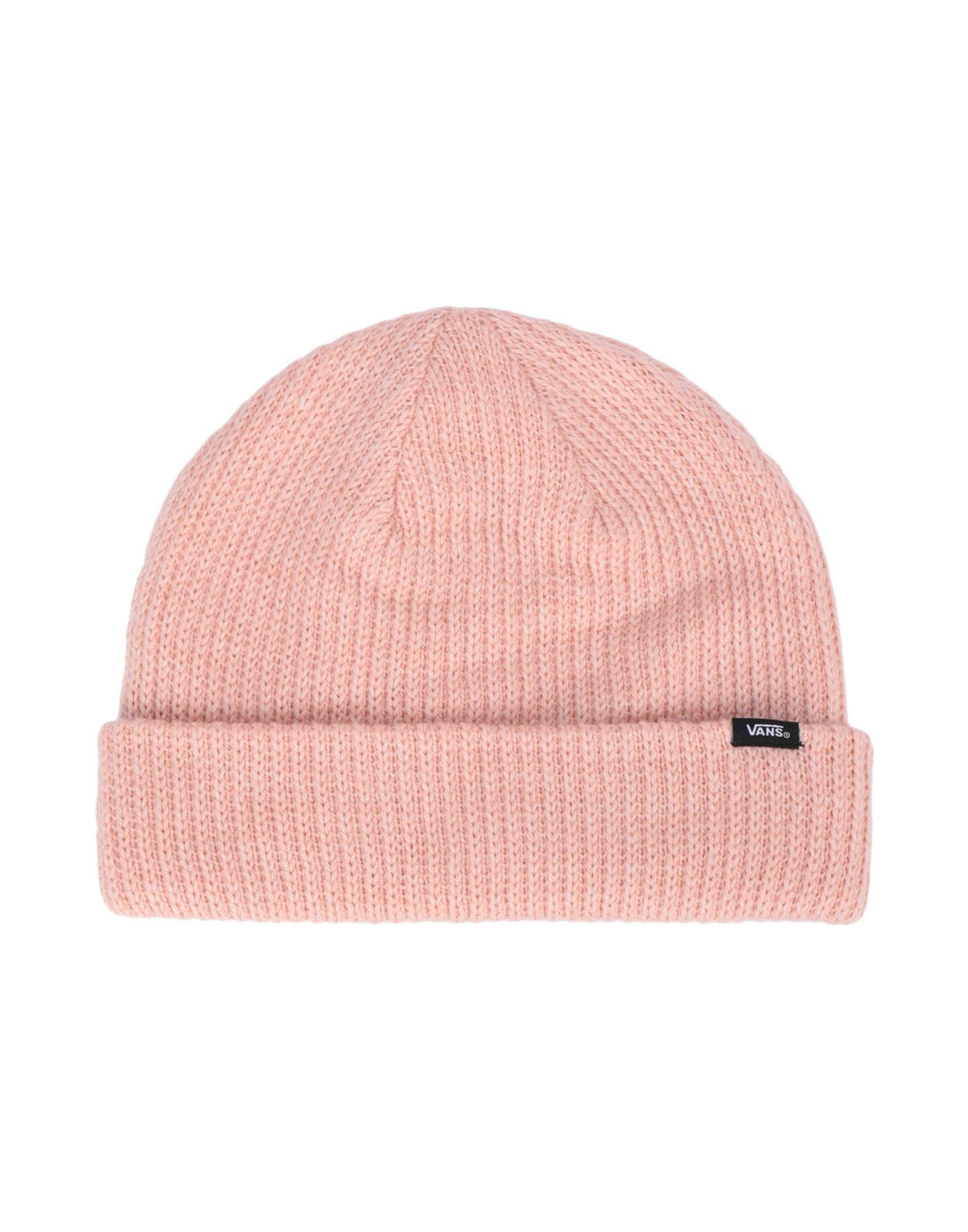 2288bca9a Vans Hat in Pink - Lyst