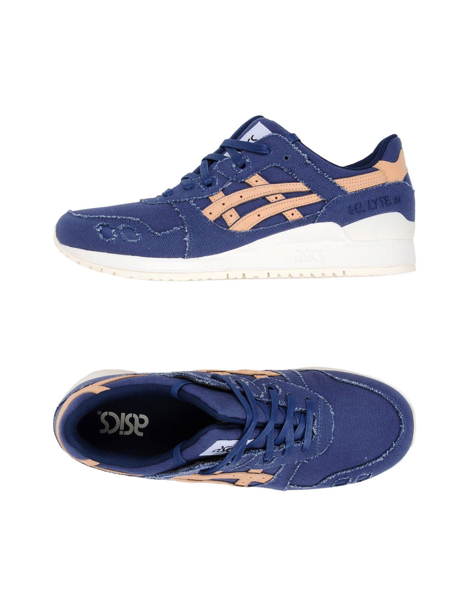 Chaussures - Bas-tops Et Baskets Asics ul5G6J