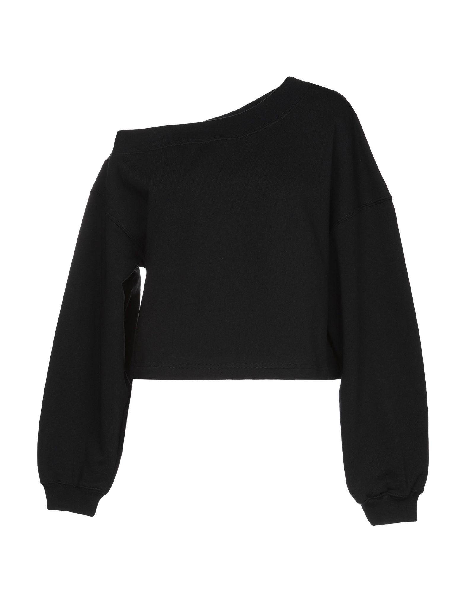 84bc7bd136 Msgm Sweatshirt in Black - Lyst