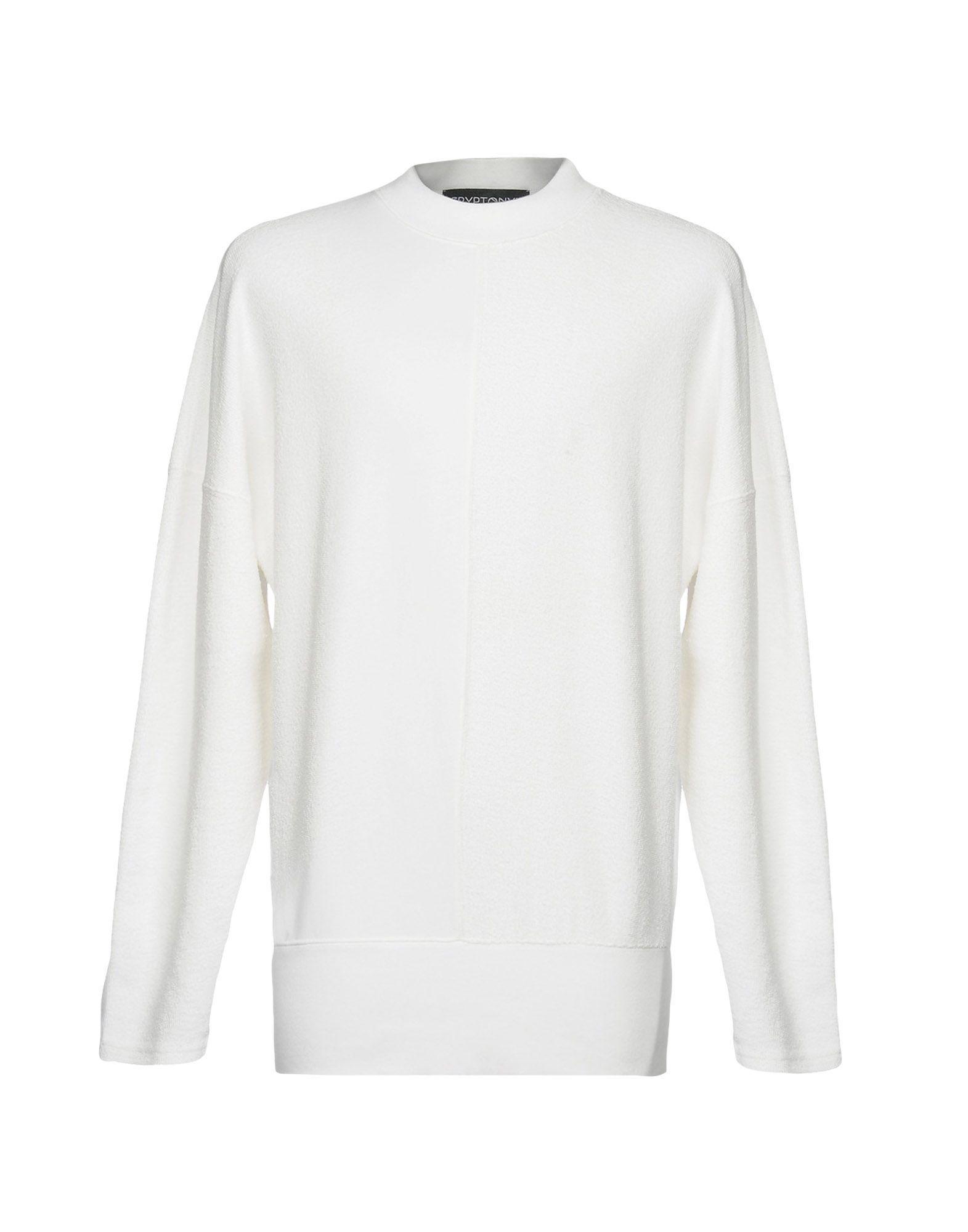 The White For In Sweatshirts Cryptonym Men Lyst dzxWpqHFd