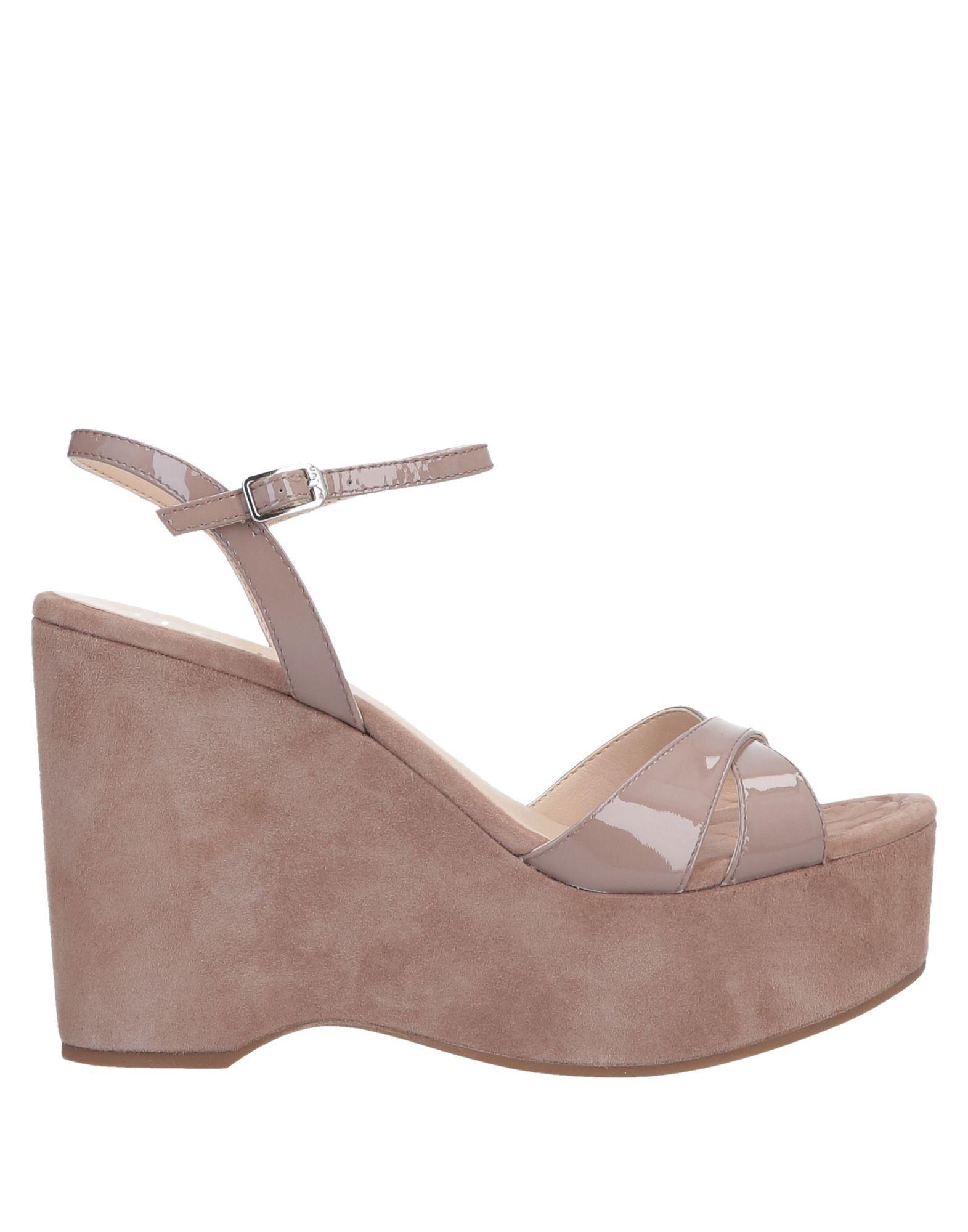898228c539fe Lyst - Unisa Sandals in Gray