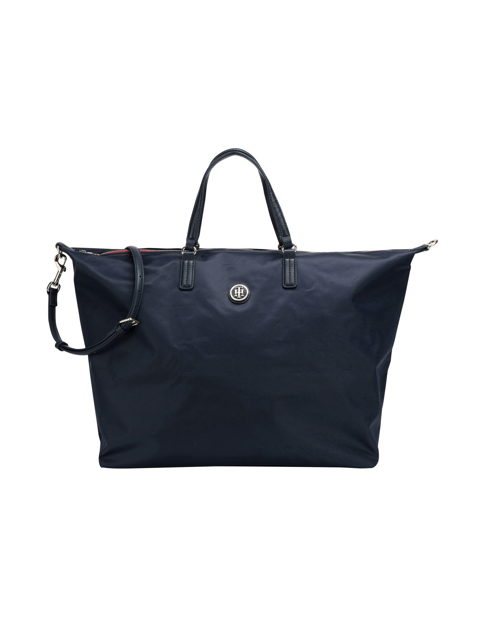 a921249c29e Tommy Hilfiger Handbag in Blue - Lyst