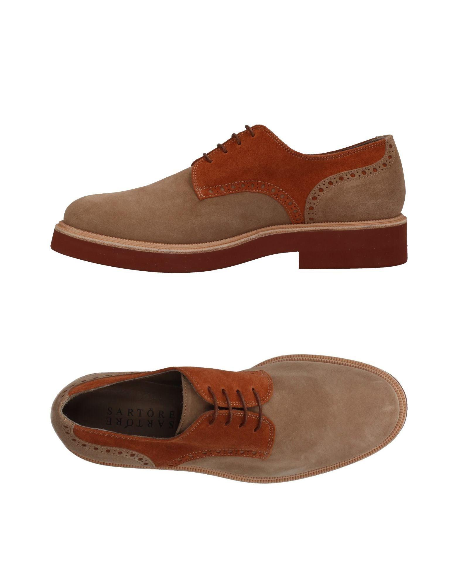 FOOTWEAR - Lace-up shoes Sartore A1osDEcL