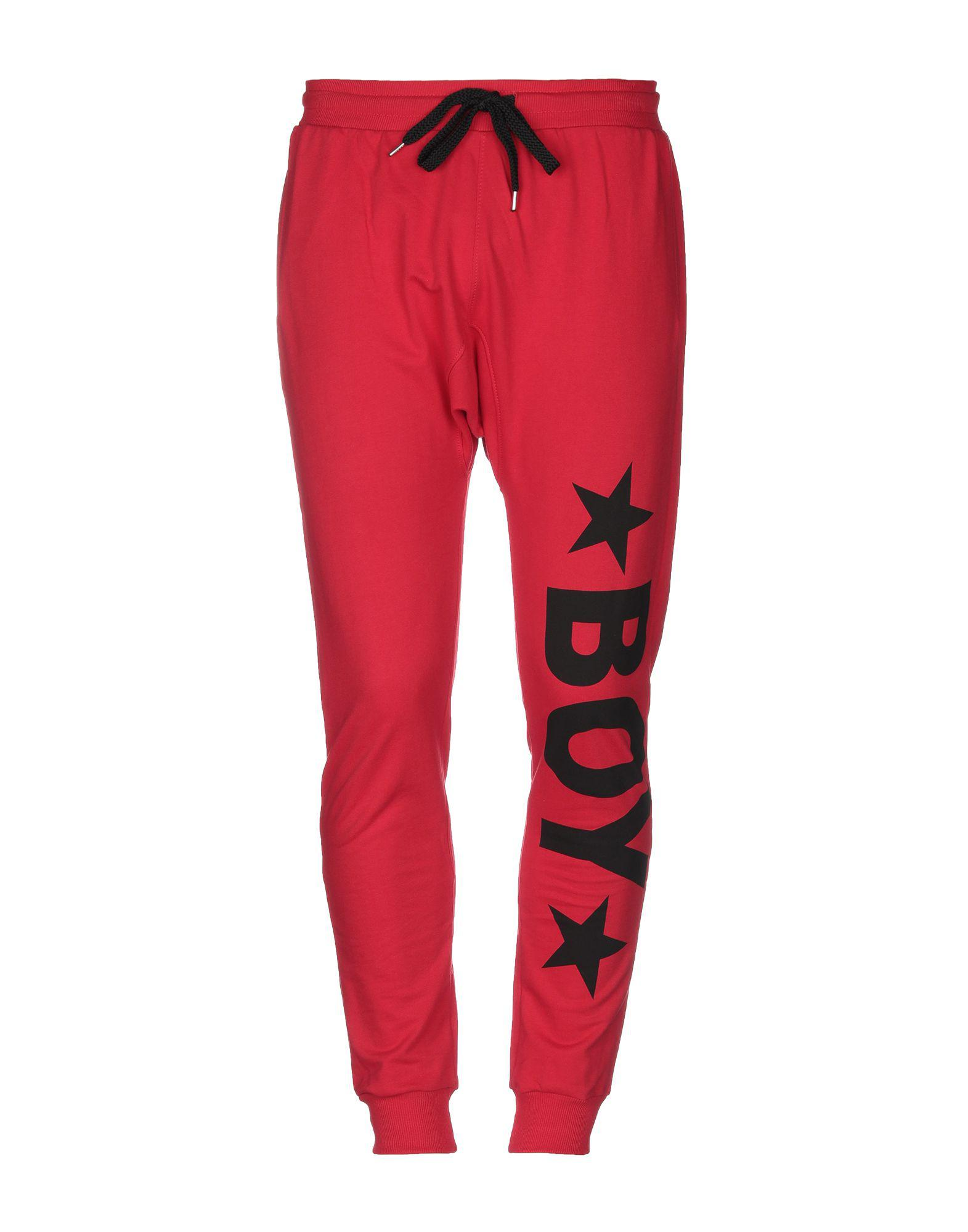 Boy London Color Rojo Lyst Pantalones De Hombre qSMUzVpG