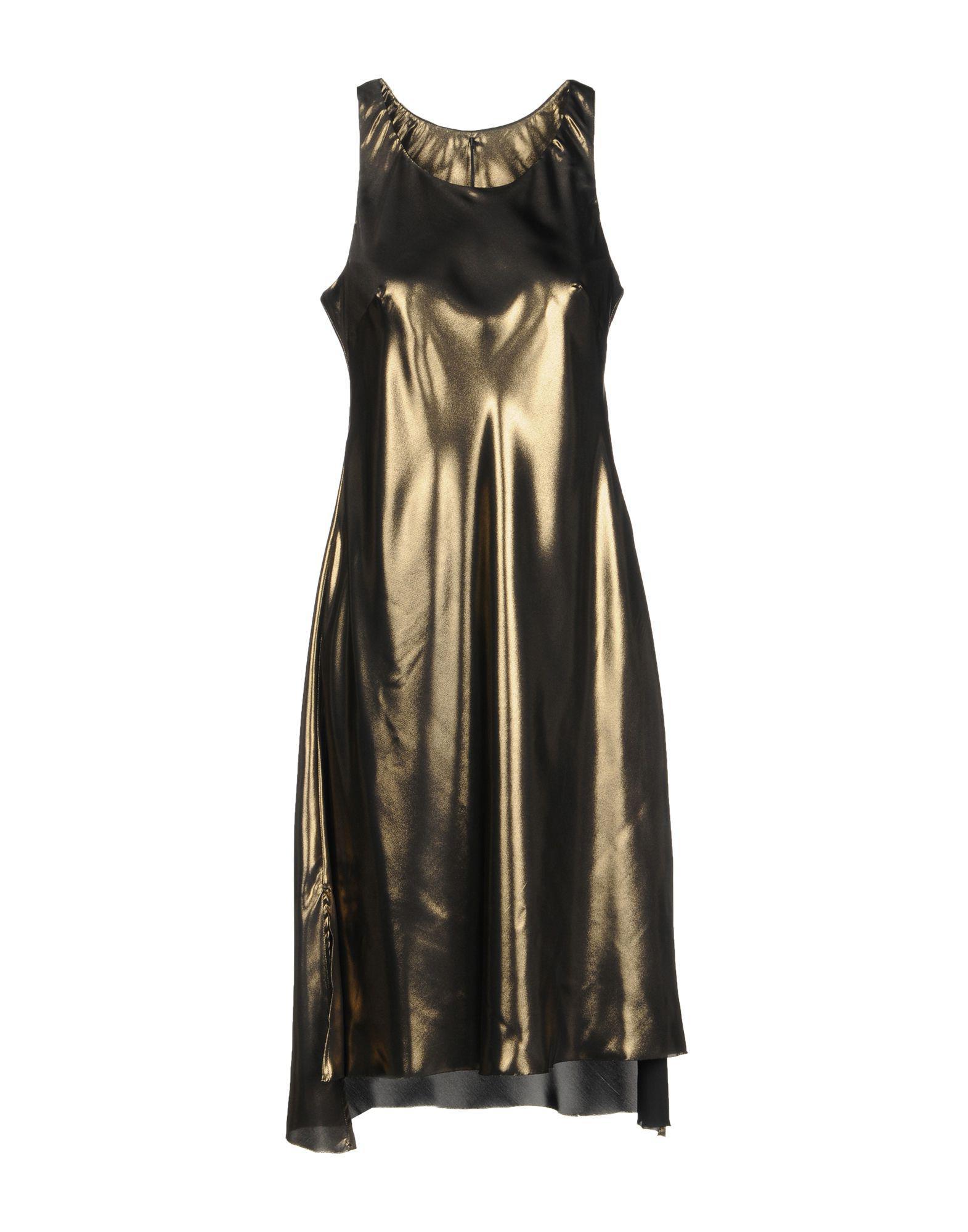 DRESSES - 3/4 length dresses Masnada UzvyVX