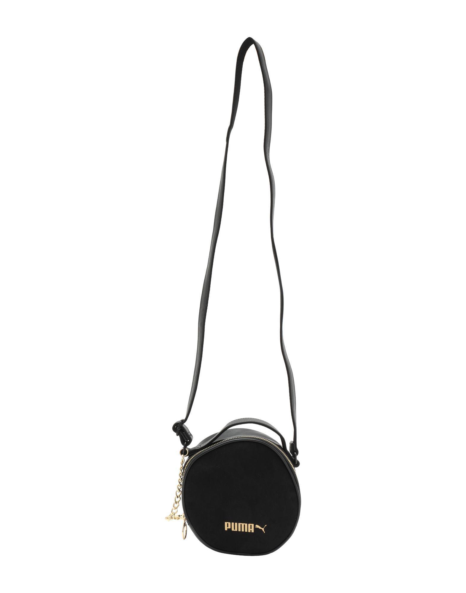 a3c92d23a7c PUMA Cross-body Bag in Black - Lyst