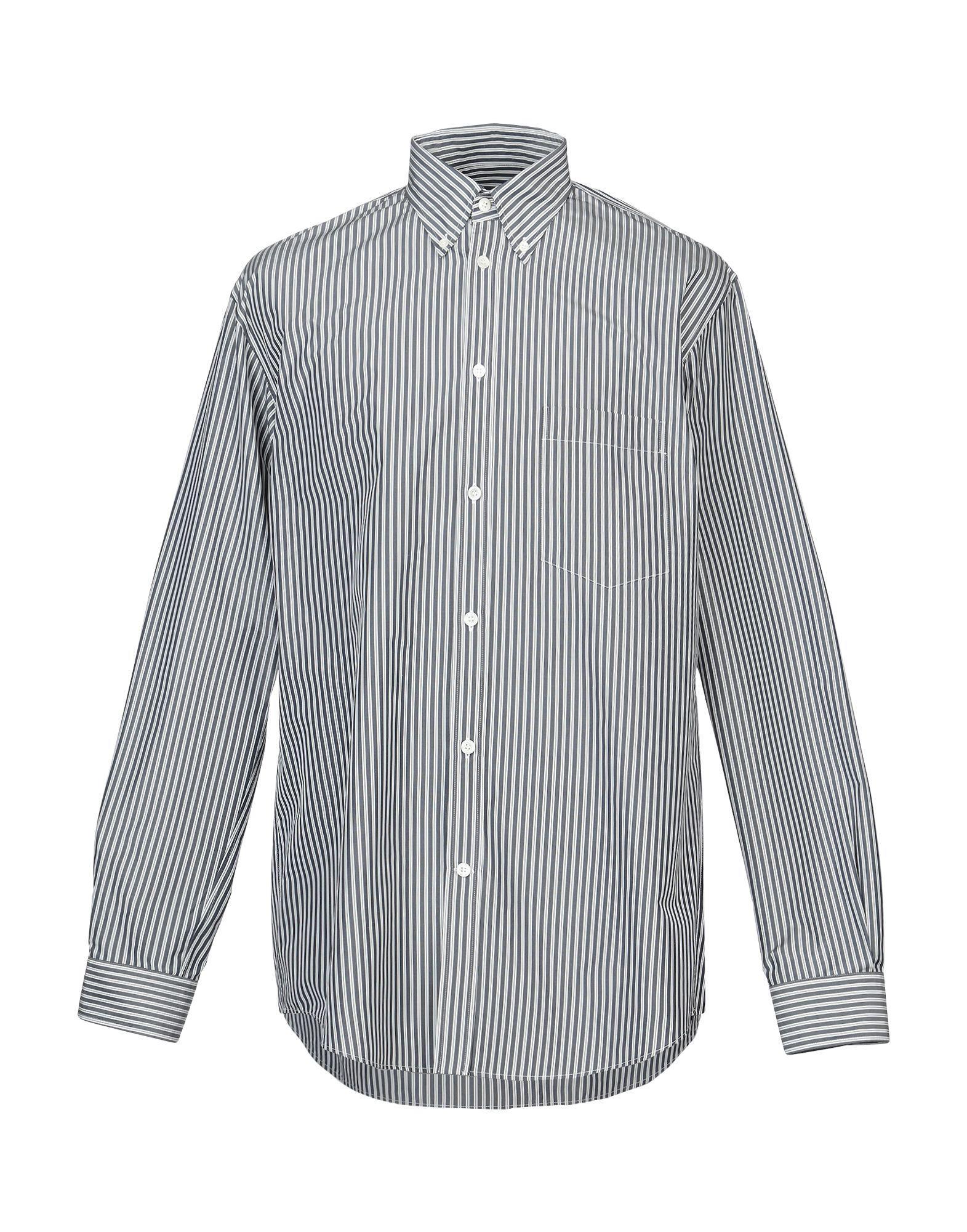 79d083dc Lyst - Balenciaga Shirt in Gray for Men