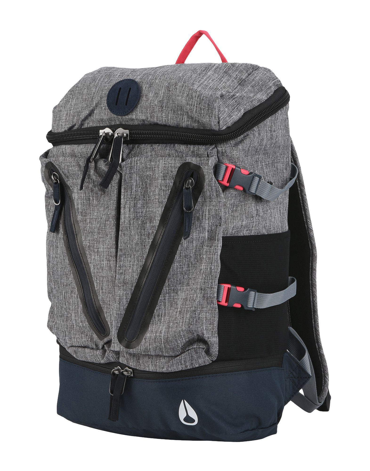 28661f3c1583 Lyst - Nixon Backpacks   Fanny Packs in Gray for Men