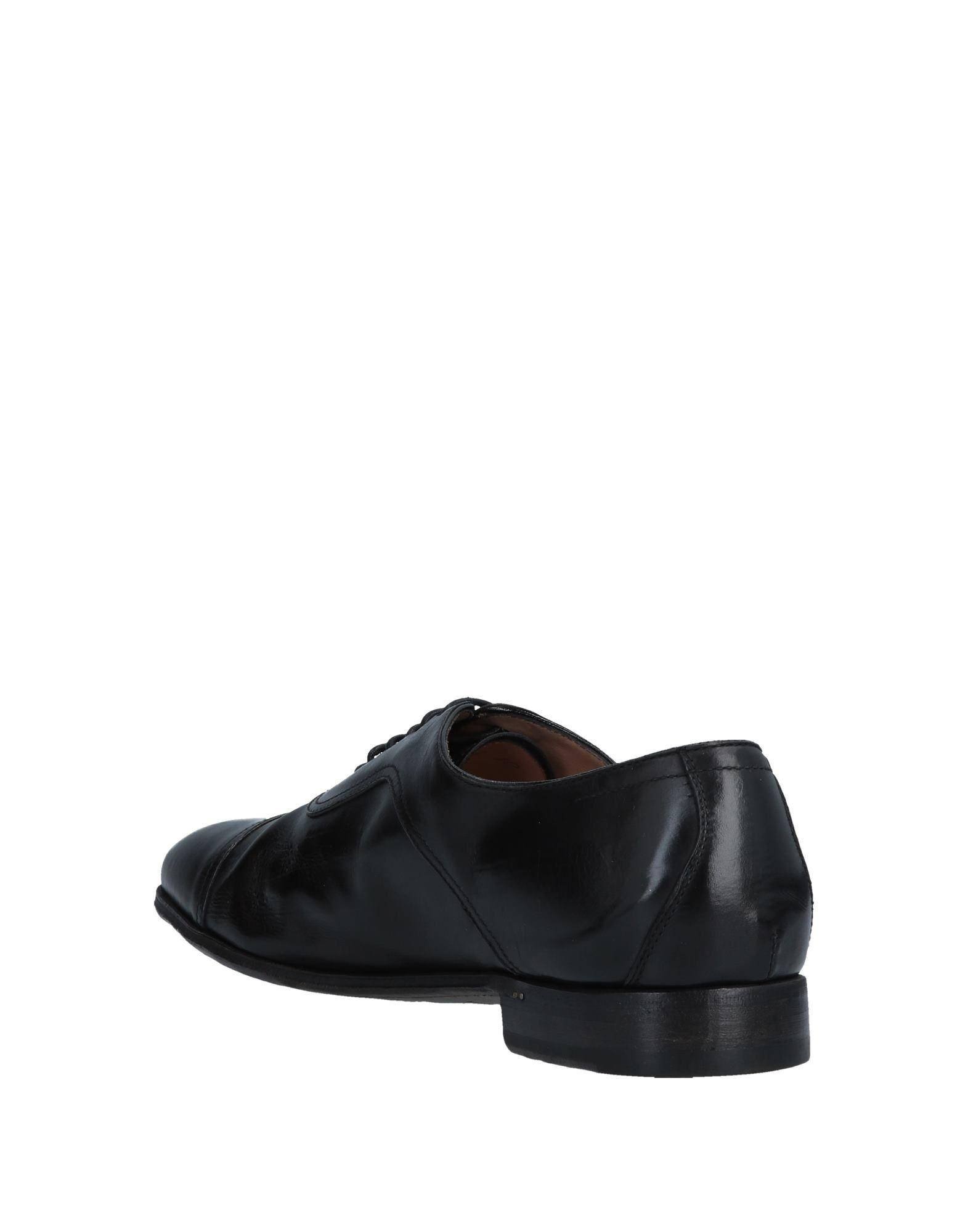 ccf24ed8b95a Lyst - Silvano Sassetti Lace-up Shoe in Black for Men
