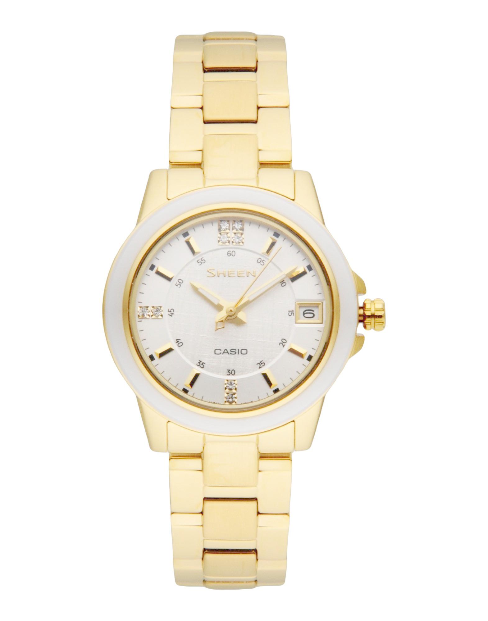 g shock wrist in white gold lyst