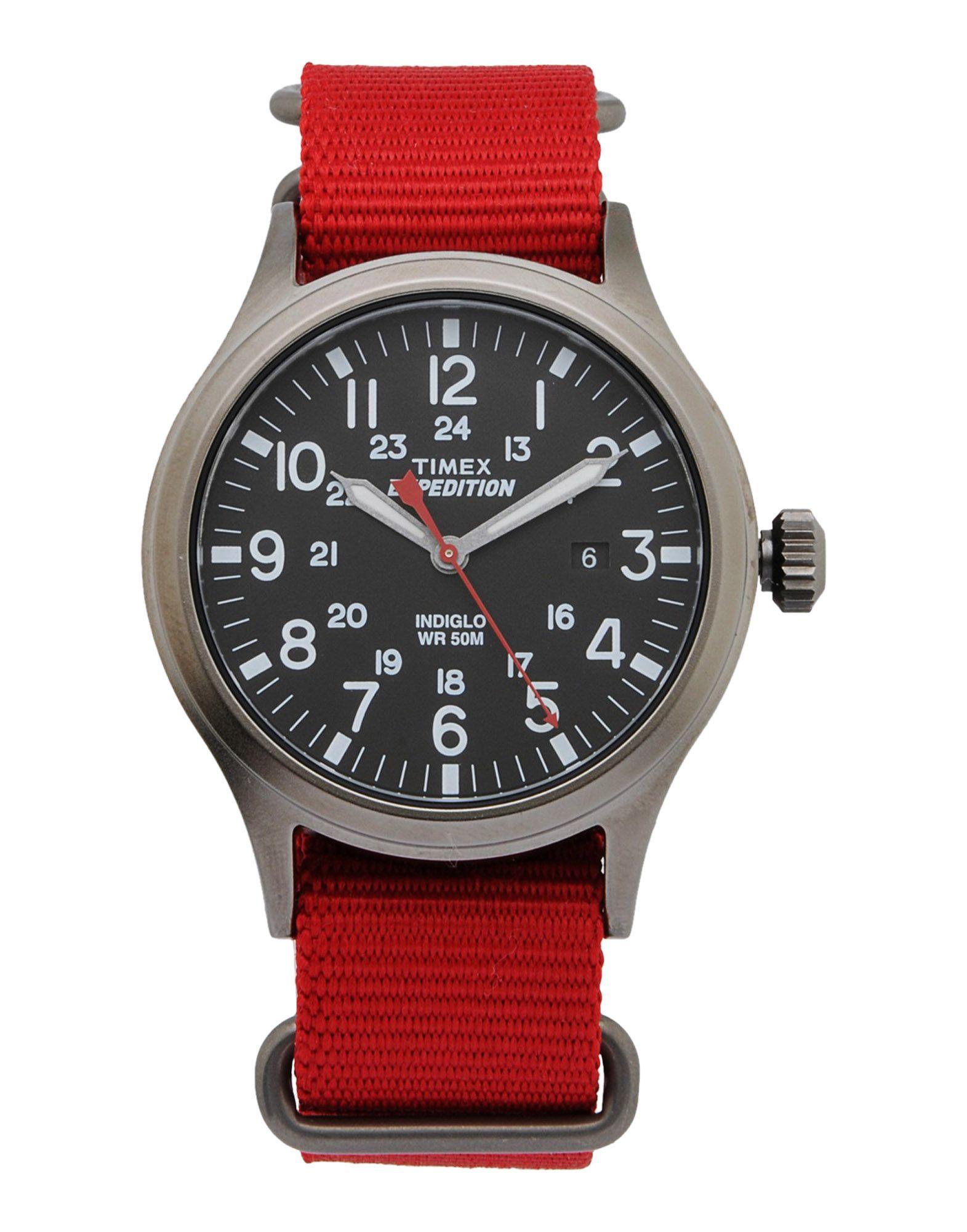 Timex Wrist Watch in Black for Men