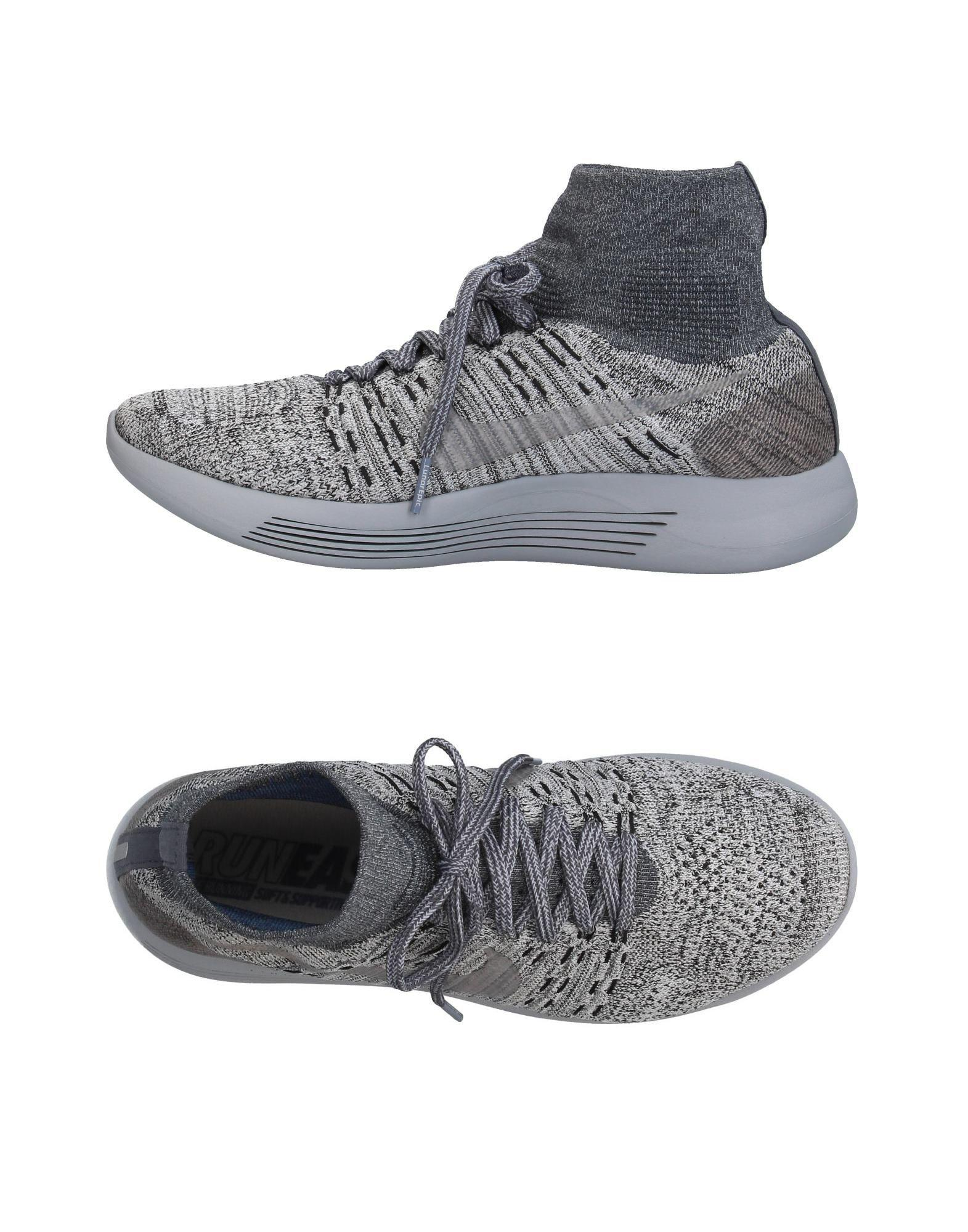 73d2cdd999 Nike High-tops & Sneakers in Gray for Men - Lyst