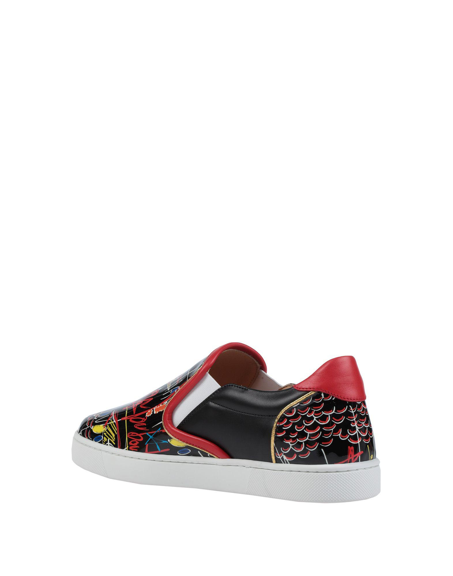 60a165d95f9 Lyst - Christian Louboutin Low-tops   Sneakers in Black