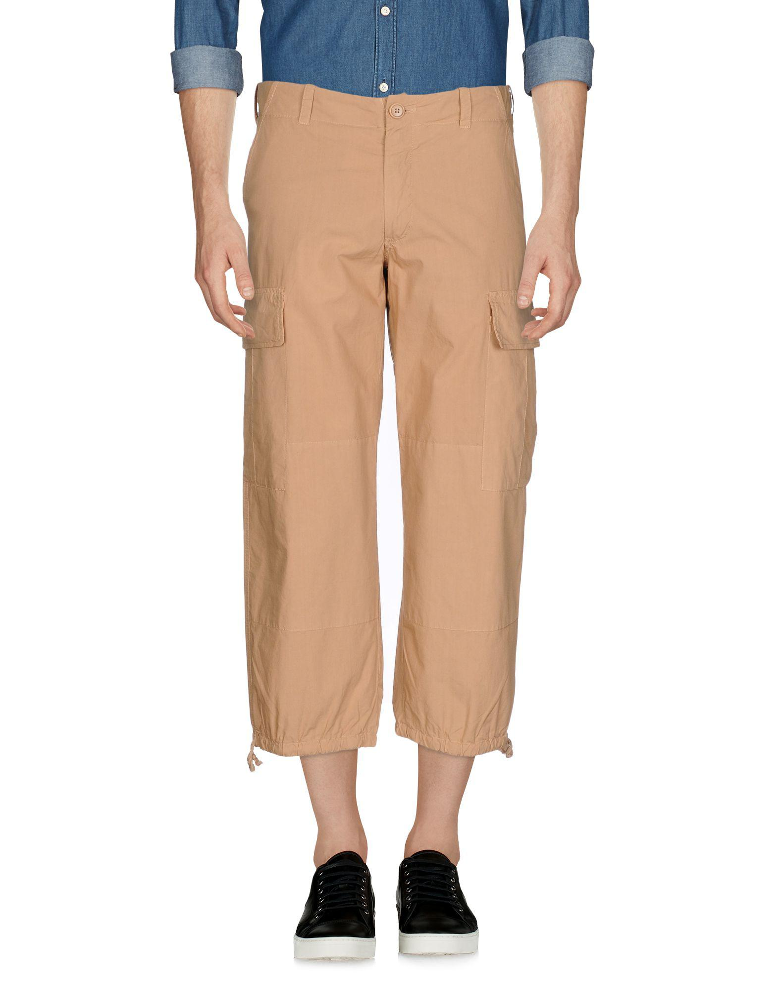 TROUSERS - 3/4-length trousers Officina 36 QKWPy