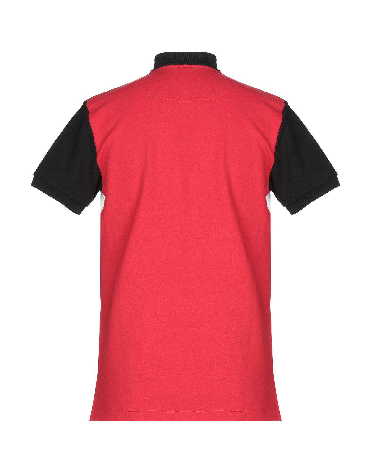 9a328eff Lyst - DIESEL Polo Shirt in Red for Men