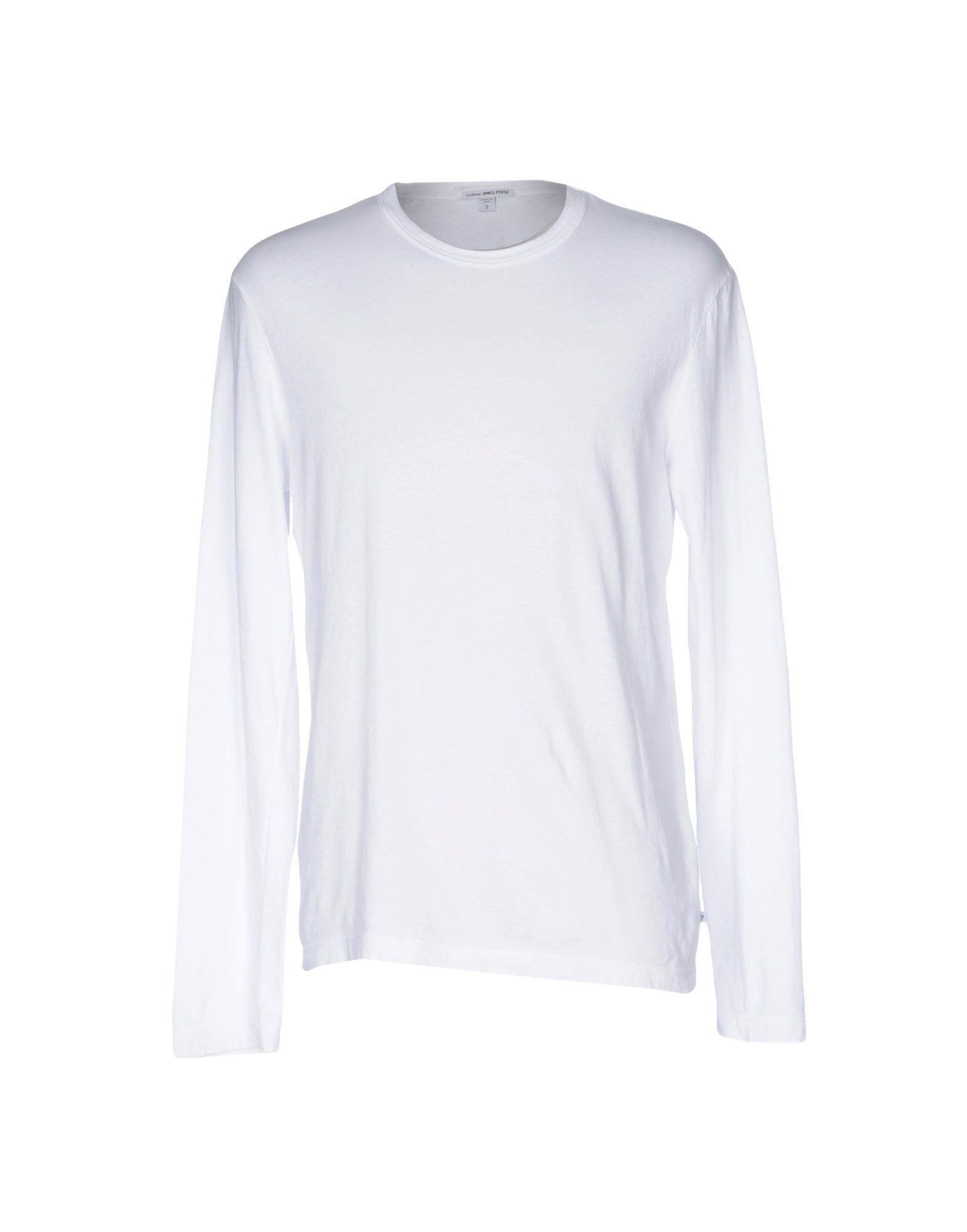 ee4bc5e4f3920 Lyst - T-shirt James Perse pour homme en coloris Blanc